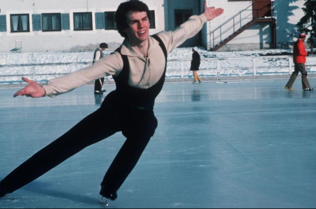 John Curry Olympics Figure Skating