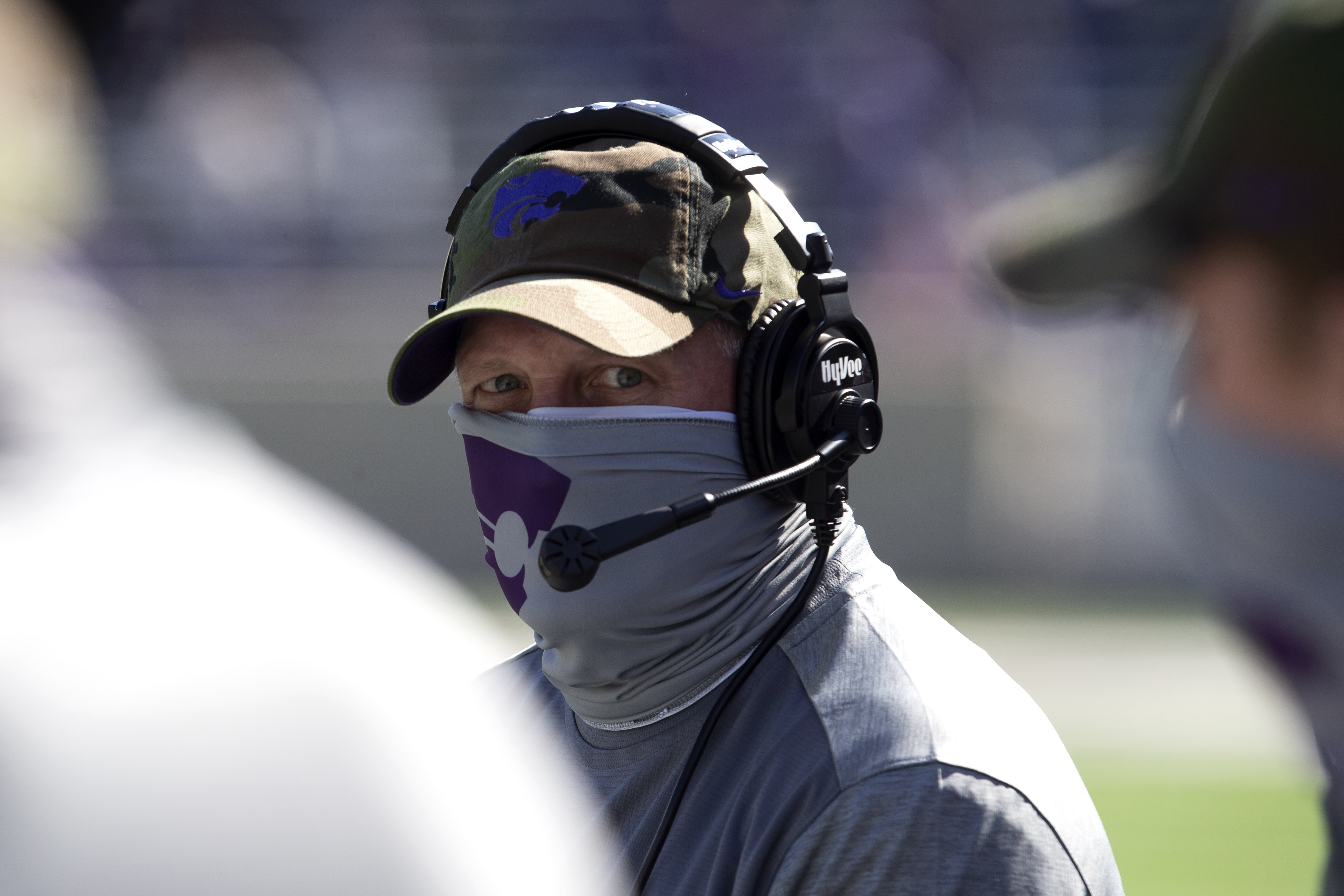 NCAA Football: Kansas State Wildcats head coach Chris Klieman proved Saturday that he has an edge that K-State desperately needs in order to consistently compete on the big stage.