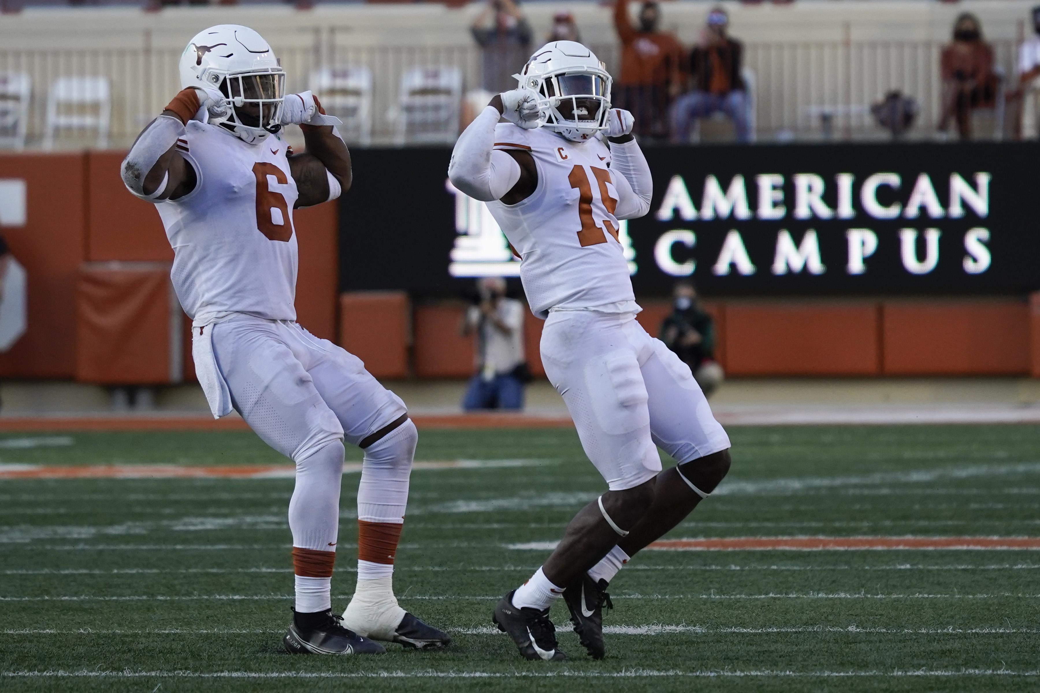 NCAA Football: Baylor at Texas