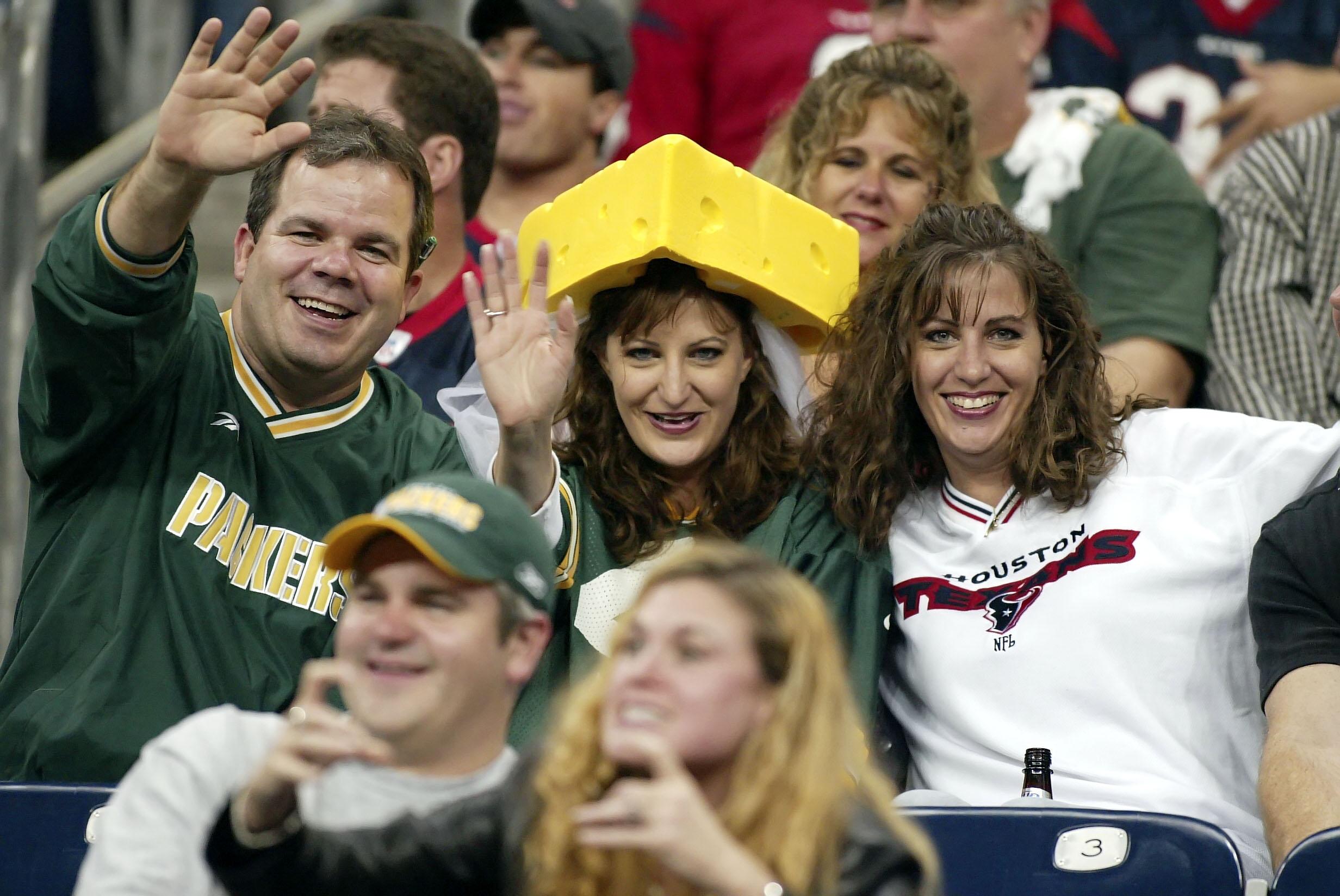 NFL Football 2004 - Packers vs. Texans