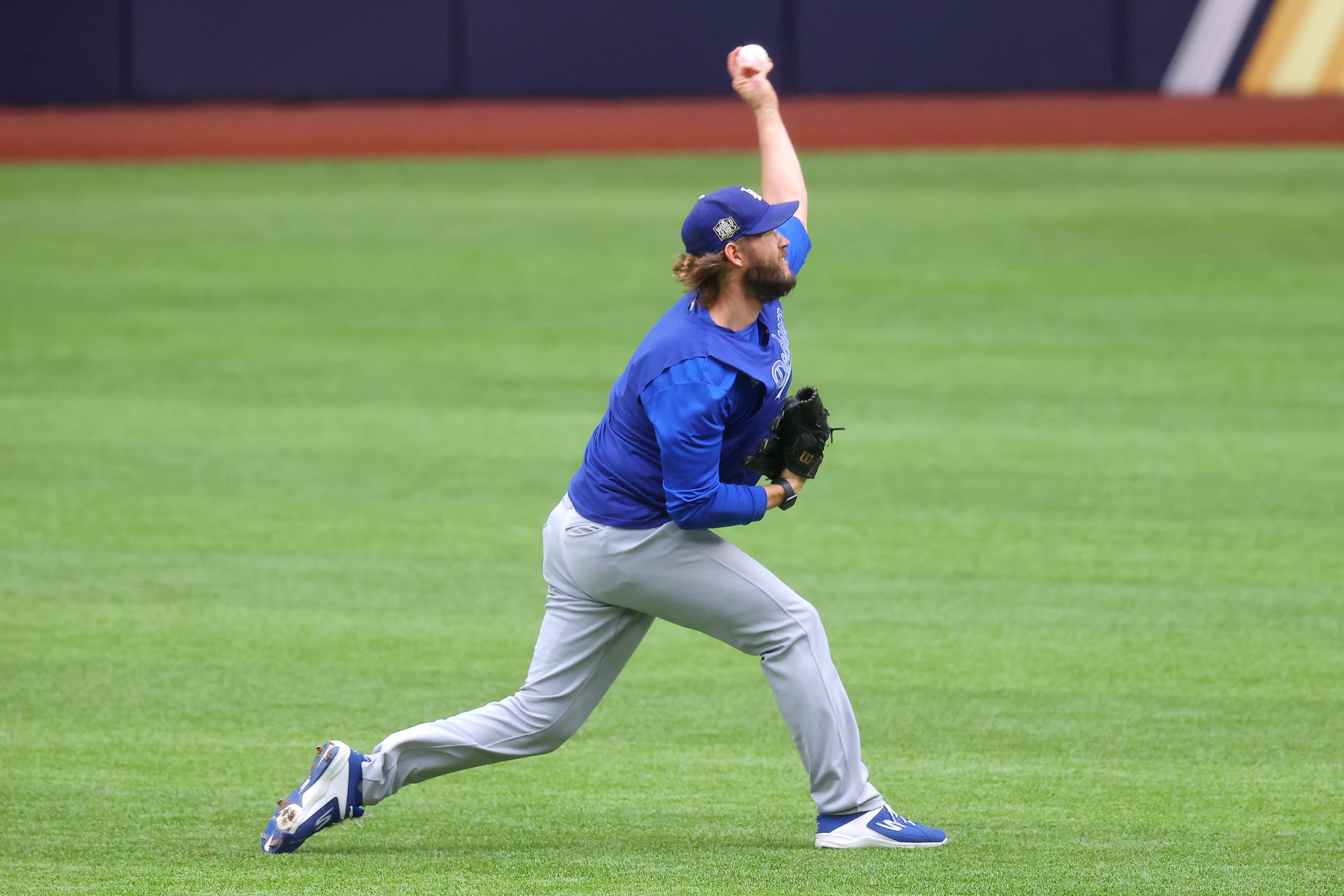World Series - Los Angeles Dodgers v Tampa Bay Rays - Game Four