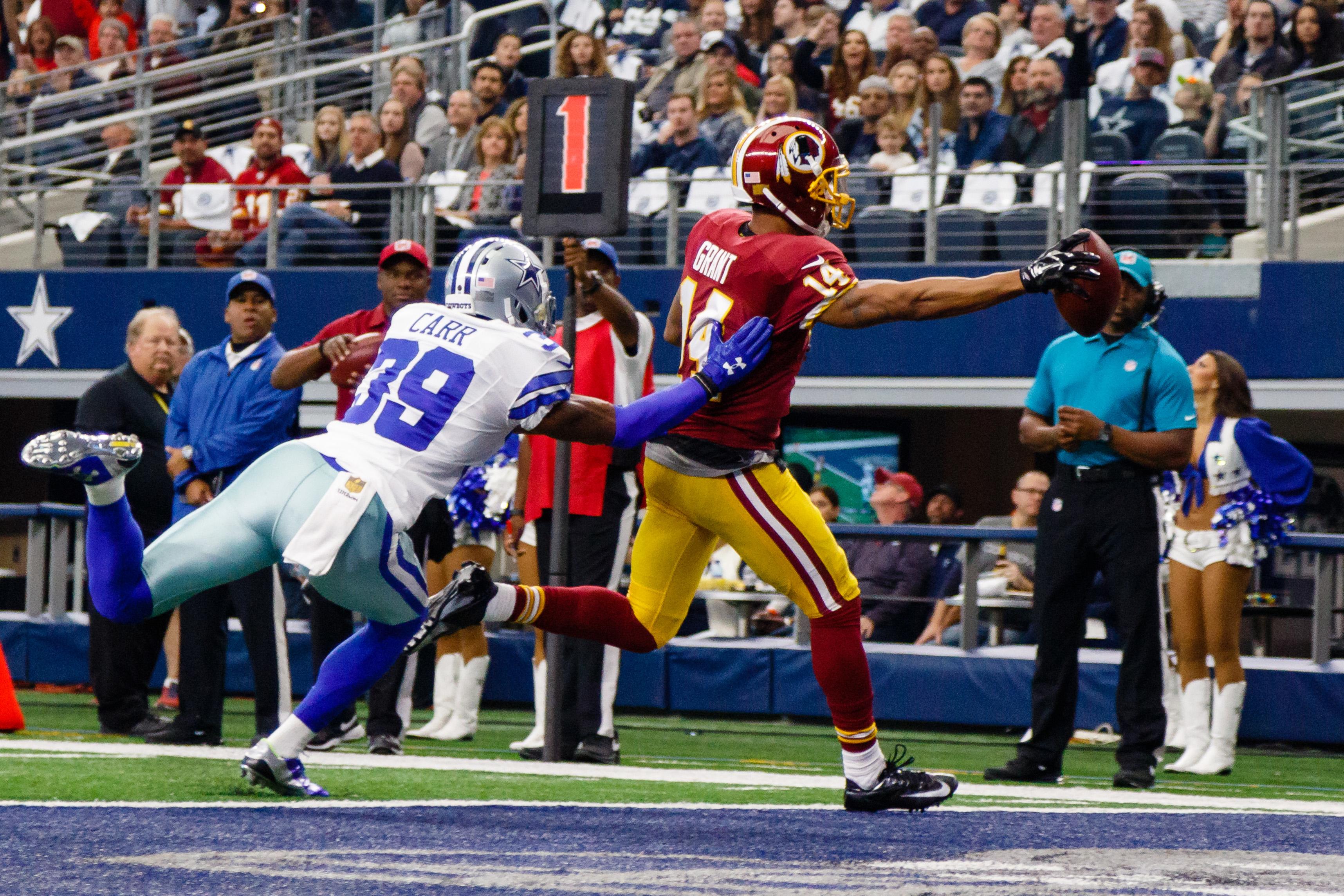 NFL: JAN 03 Redskins at Cowboys