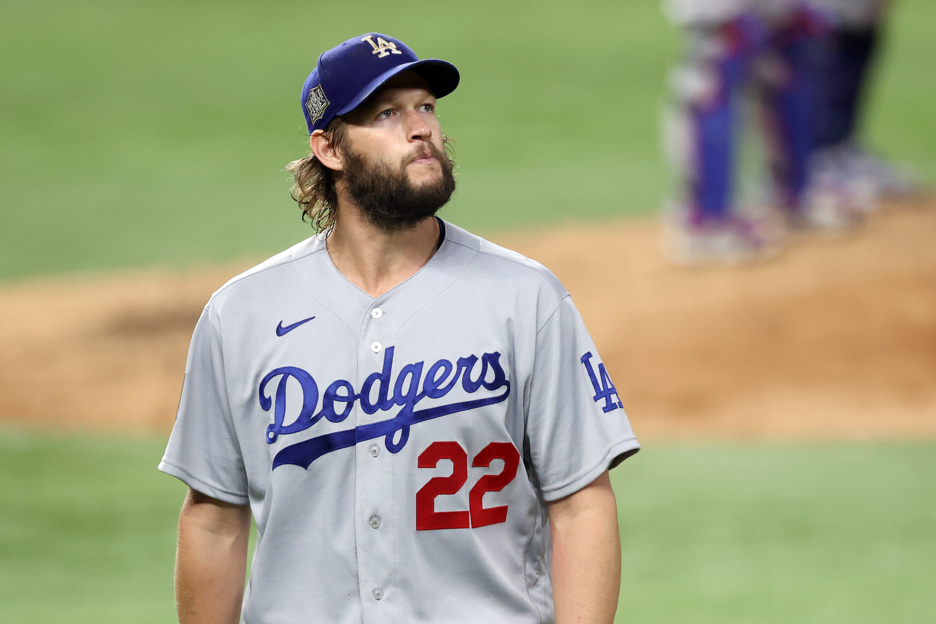 世界系列 - 洛杉矶Dodgers V Tampa Bay Rays  - 比赛五