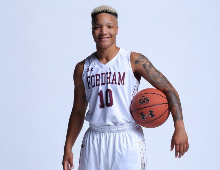 Bryson Cavanaugh Fordham Women's Basketball