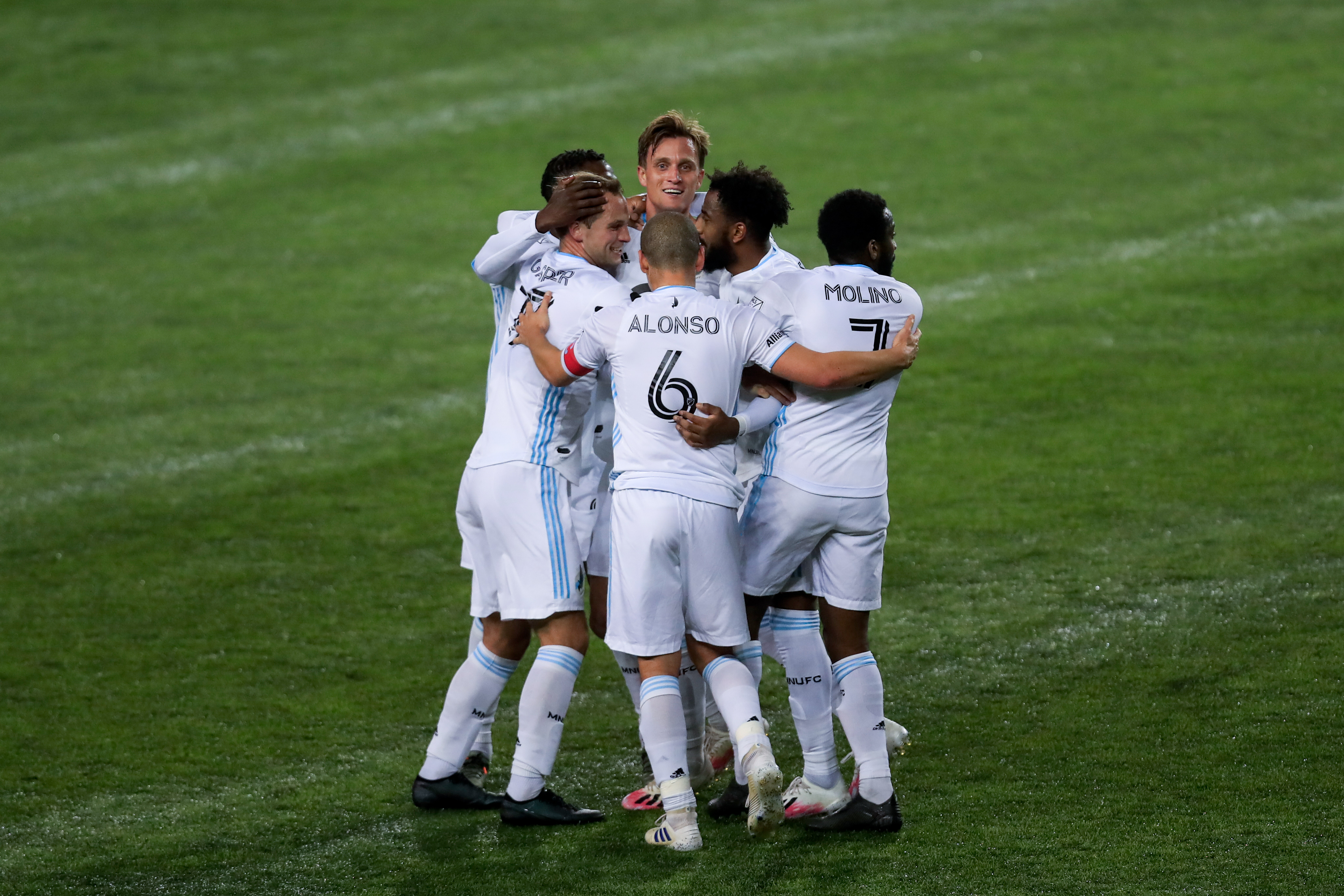 MLS: Minnesota United FC at FC Cincinnati