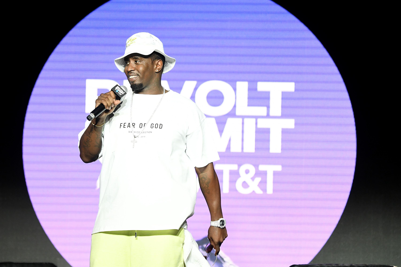 REVOLT Summit - Diddy
