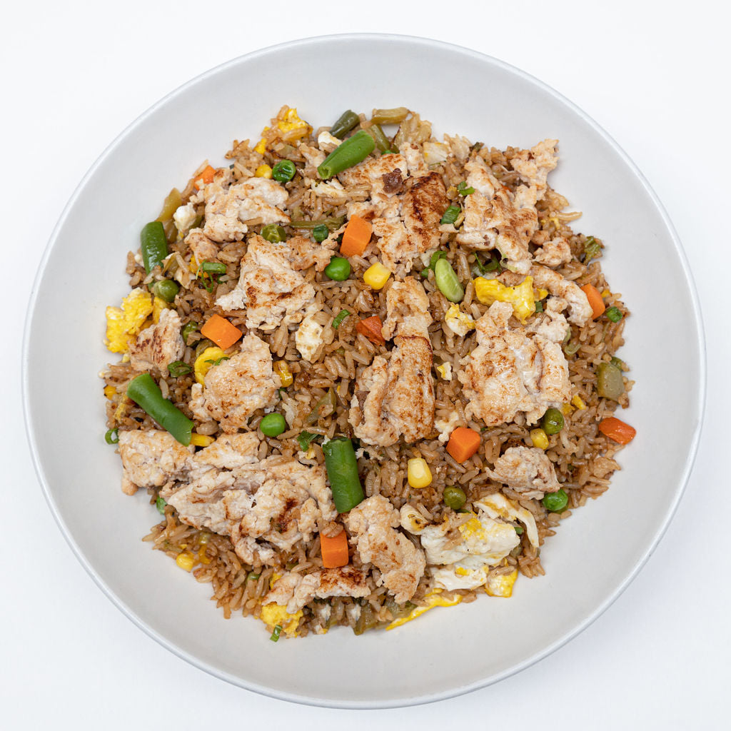Chicken fried rice from 18 Fried Rice