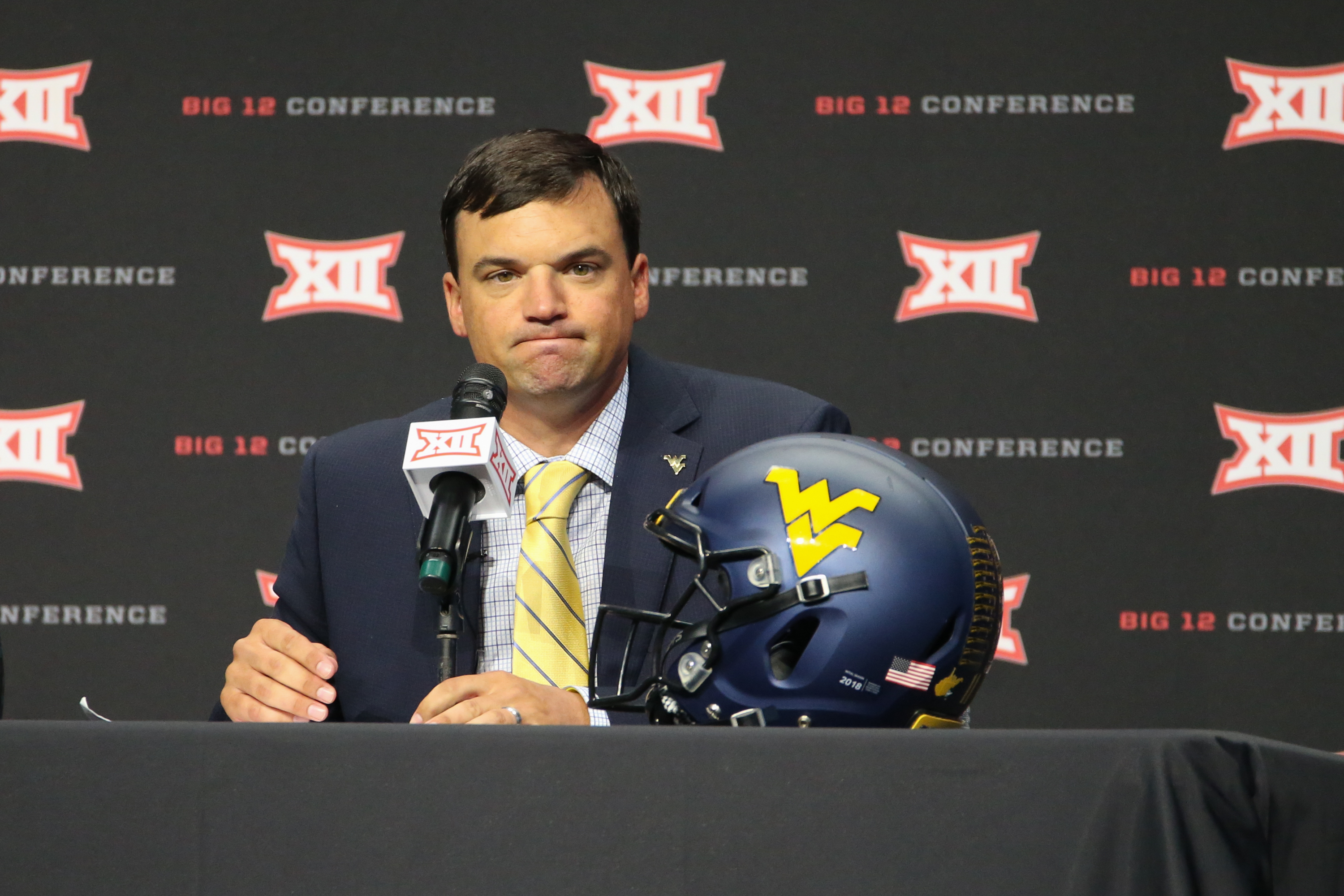 COLLEGE FOOTBALL: JUL 16 Big 12 Media Days