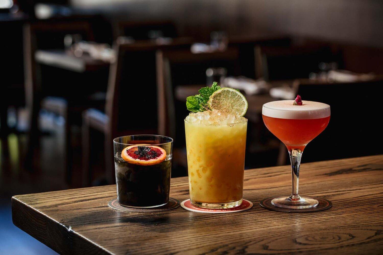 Cocktails at Curio