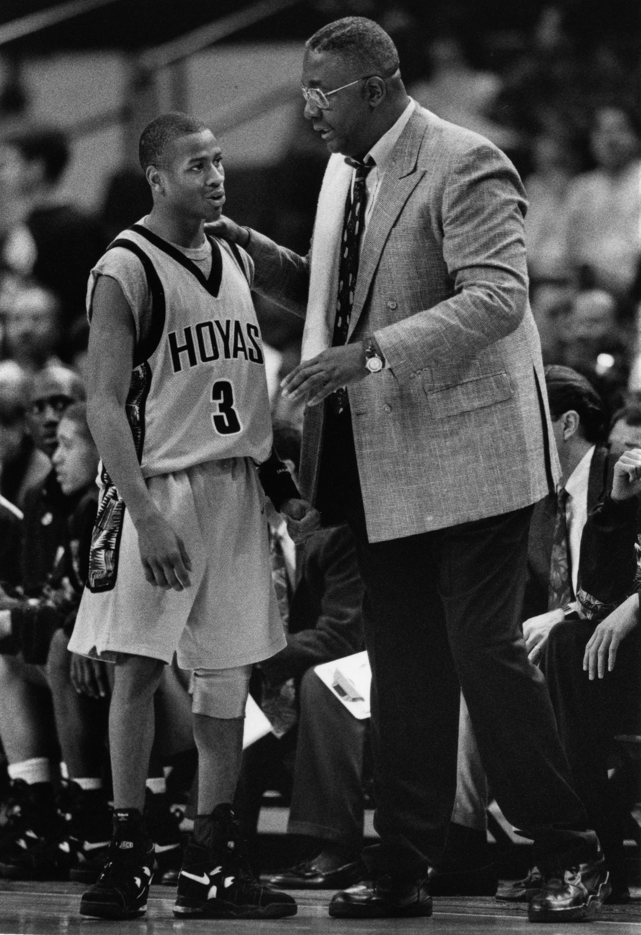 Georgetown University Hoyas Men's Basketball