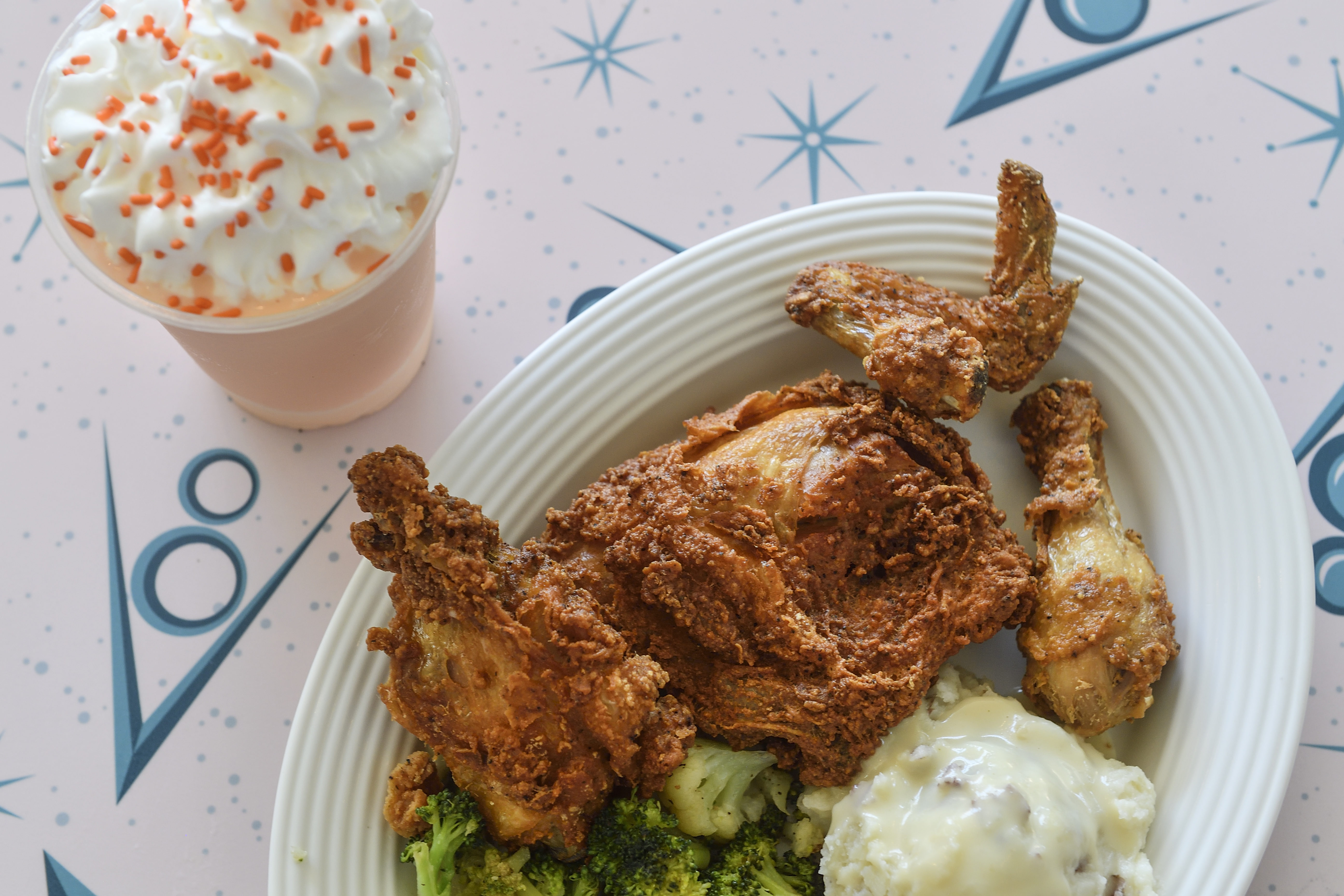 Disneyland's Fried Chicken