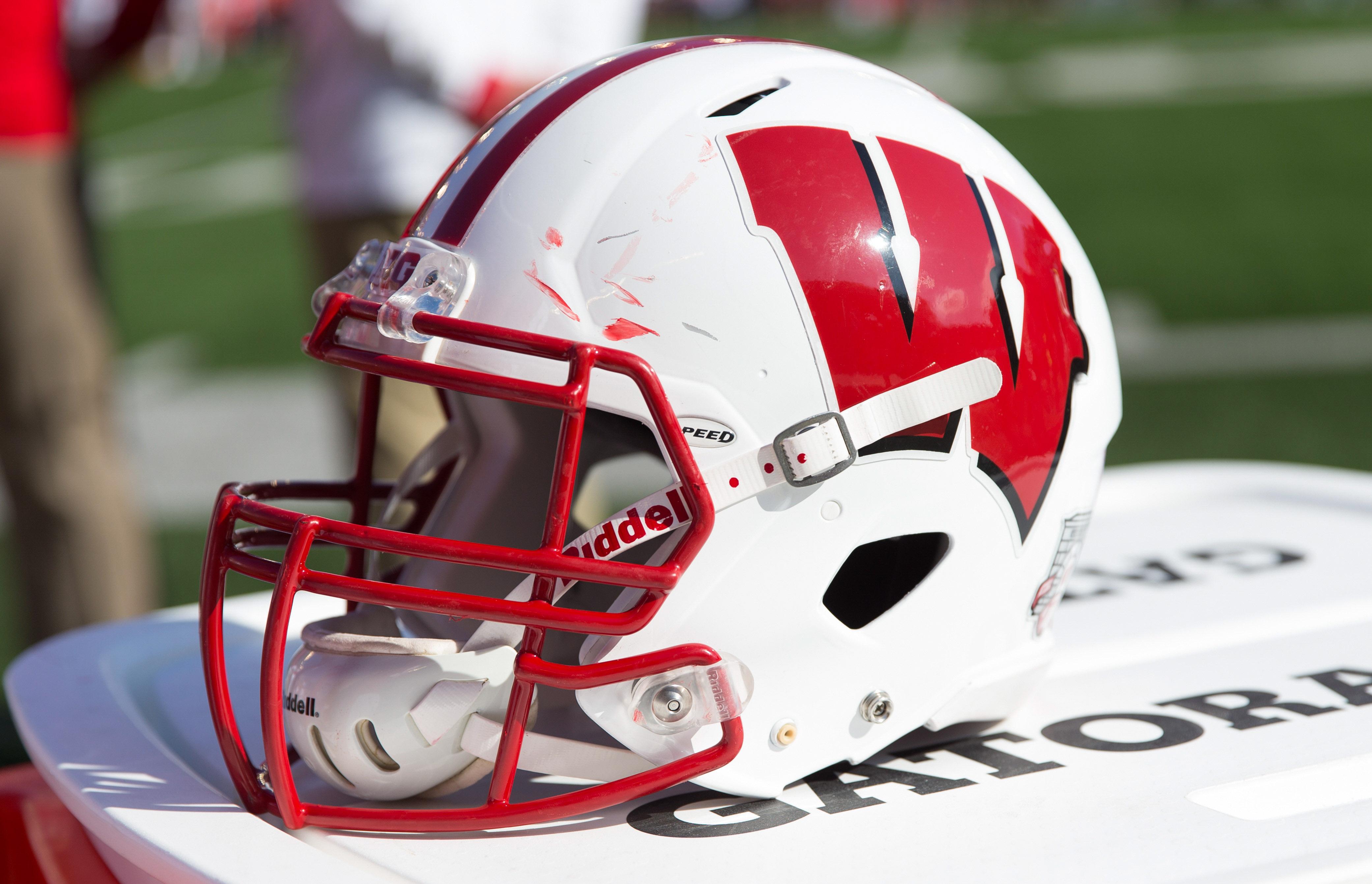 NCAA Football: Maryland at Wisconsin