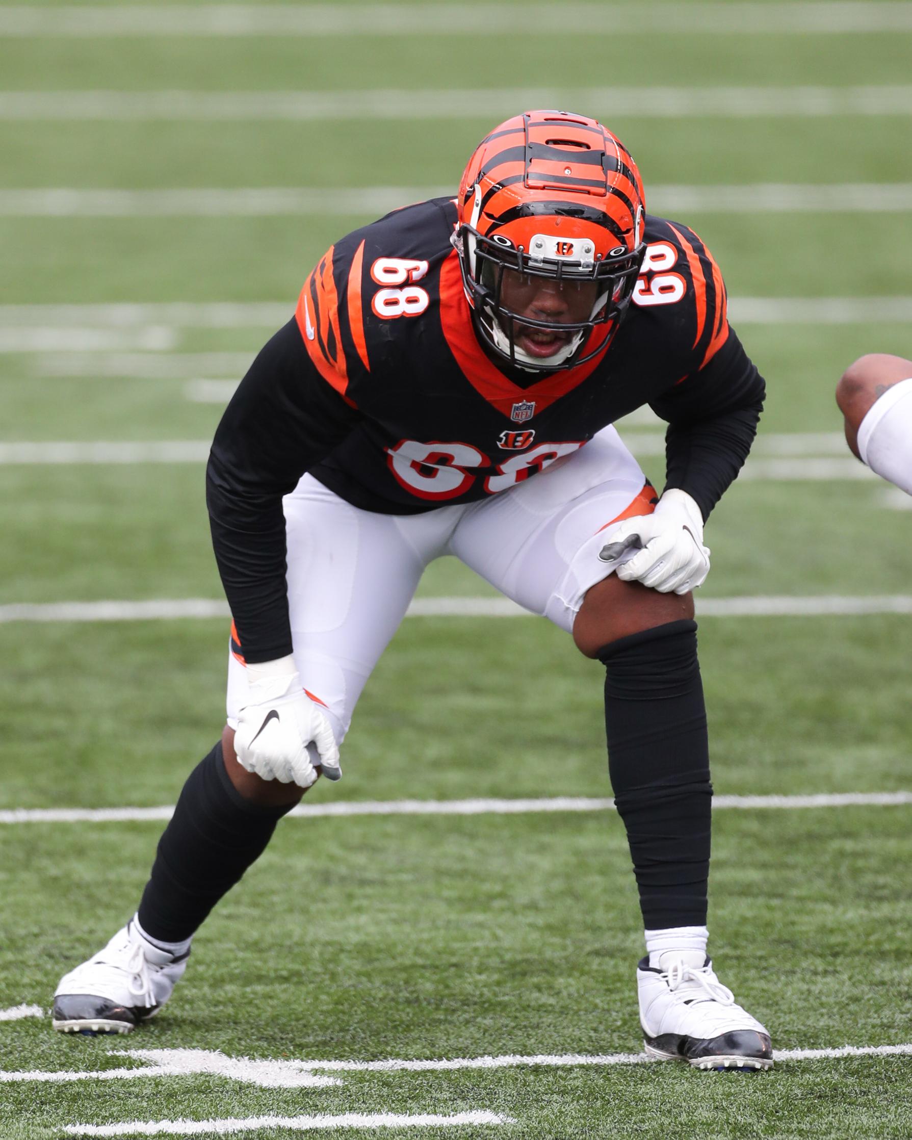 NFL: OCT 25 Browns at Bengals