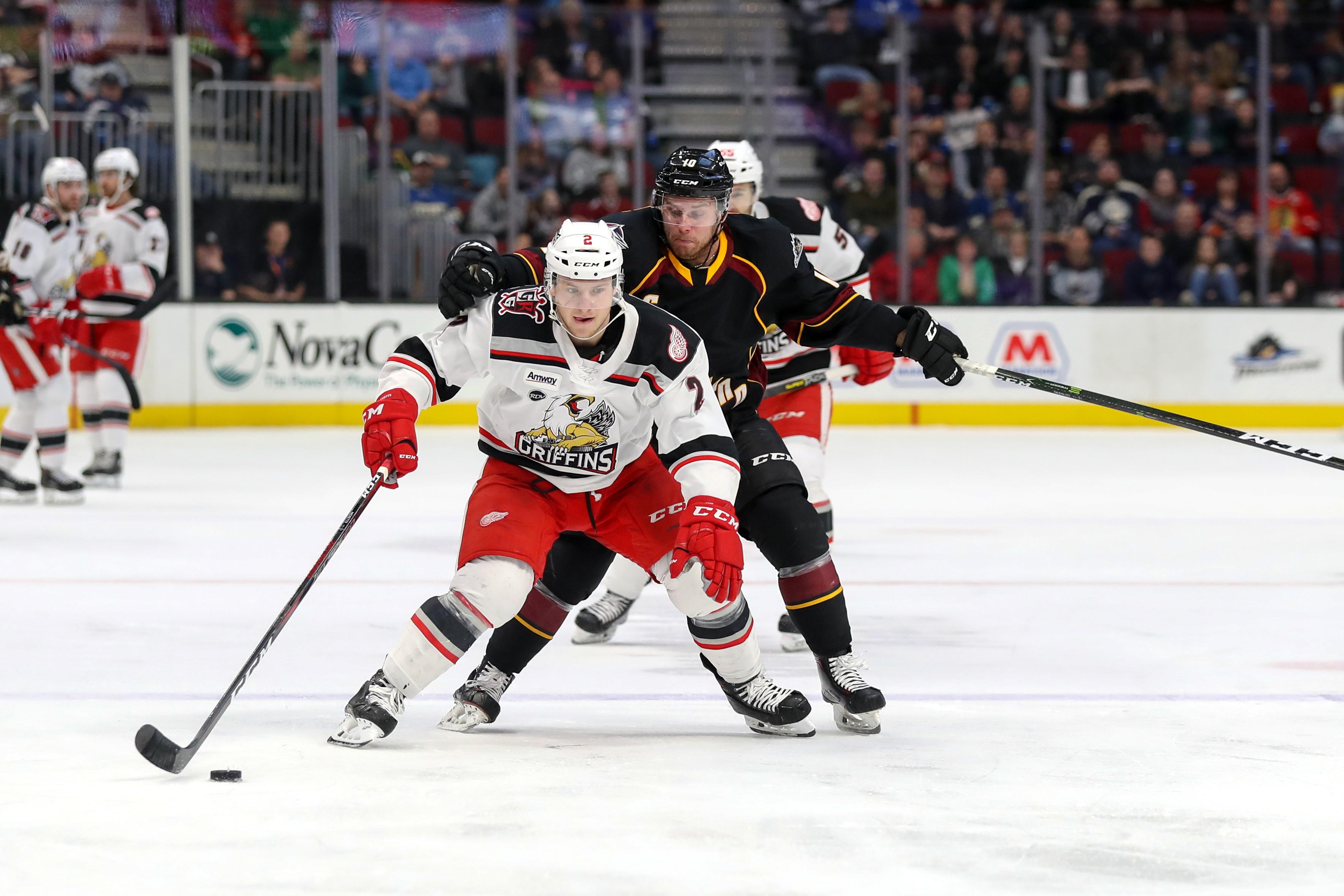 AHL: DEC 28 Grand Rapids Griffins at Cleveland Monsters
