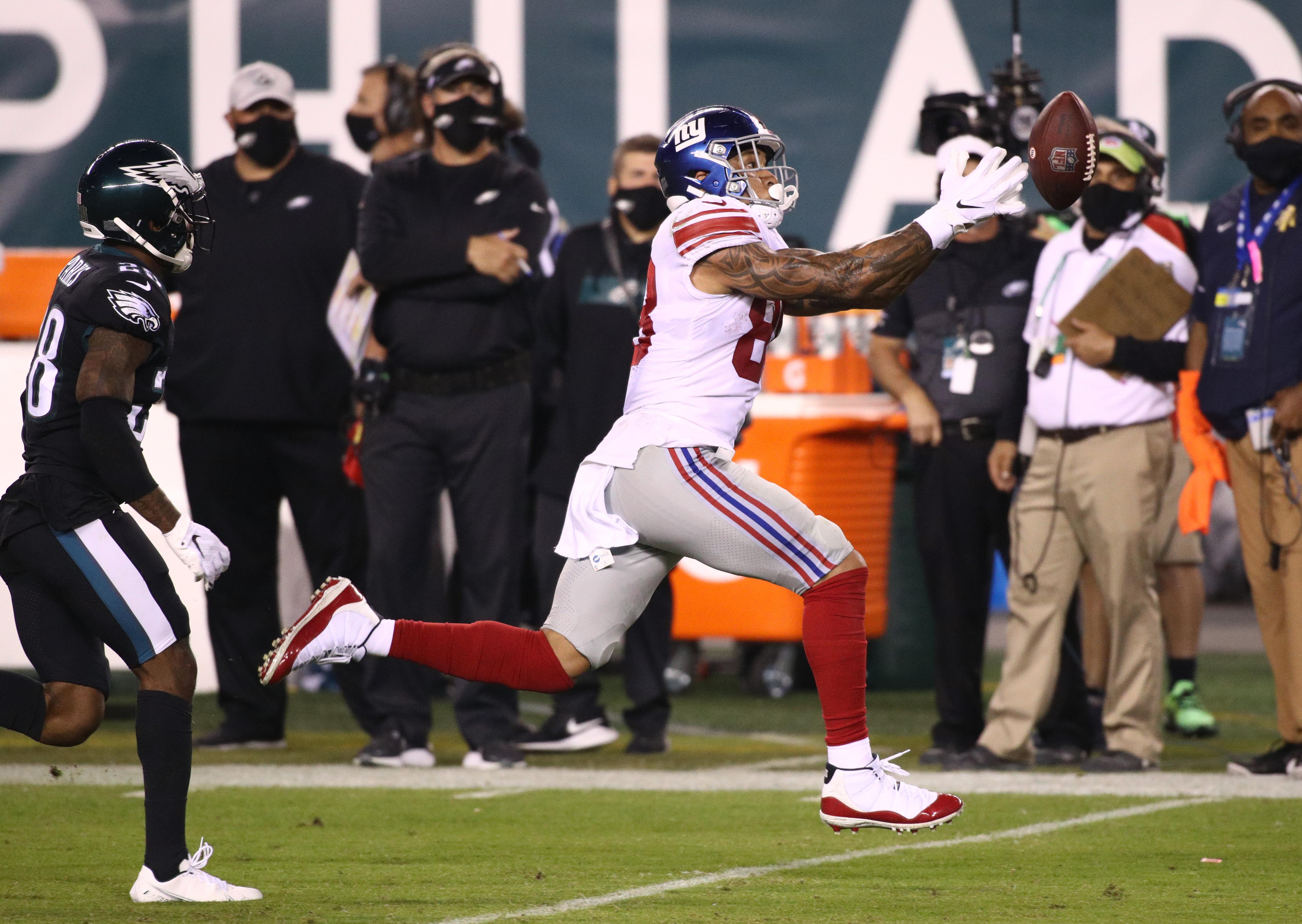 NFL: OCT 22 Giants at Eagles
