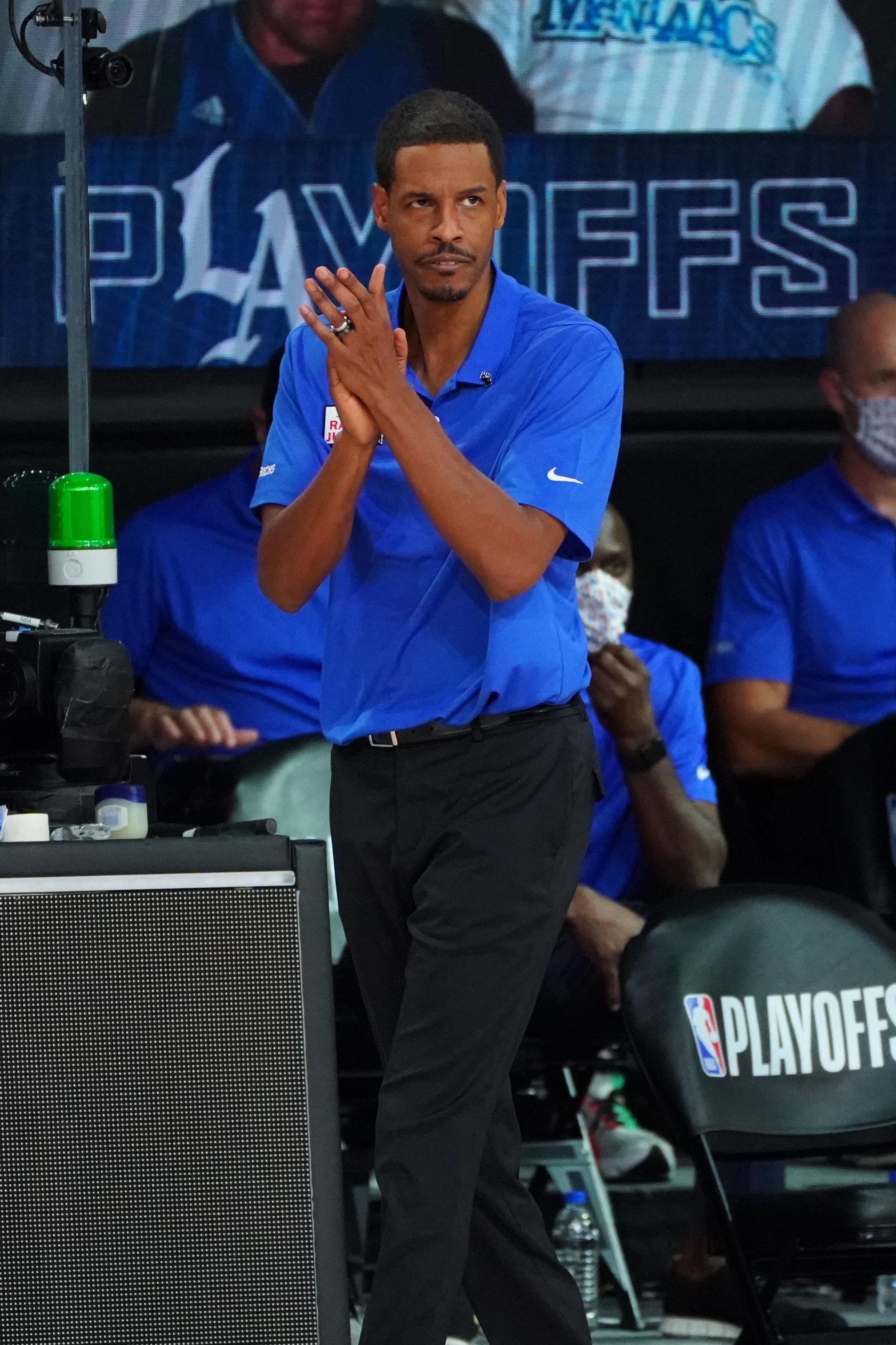 Dallas Mavericks v LA Clippers - Game Five