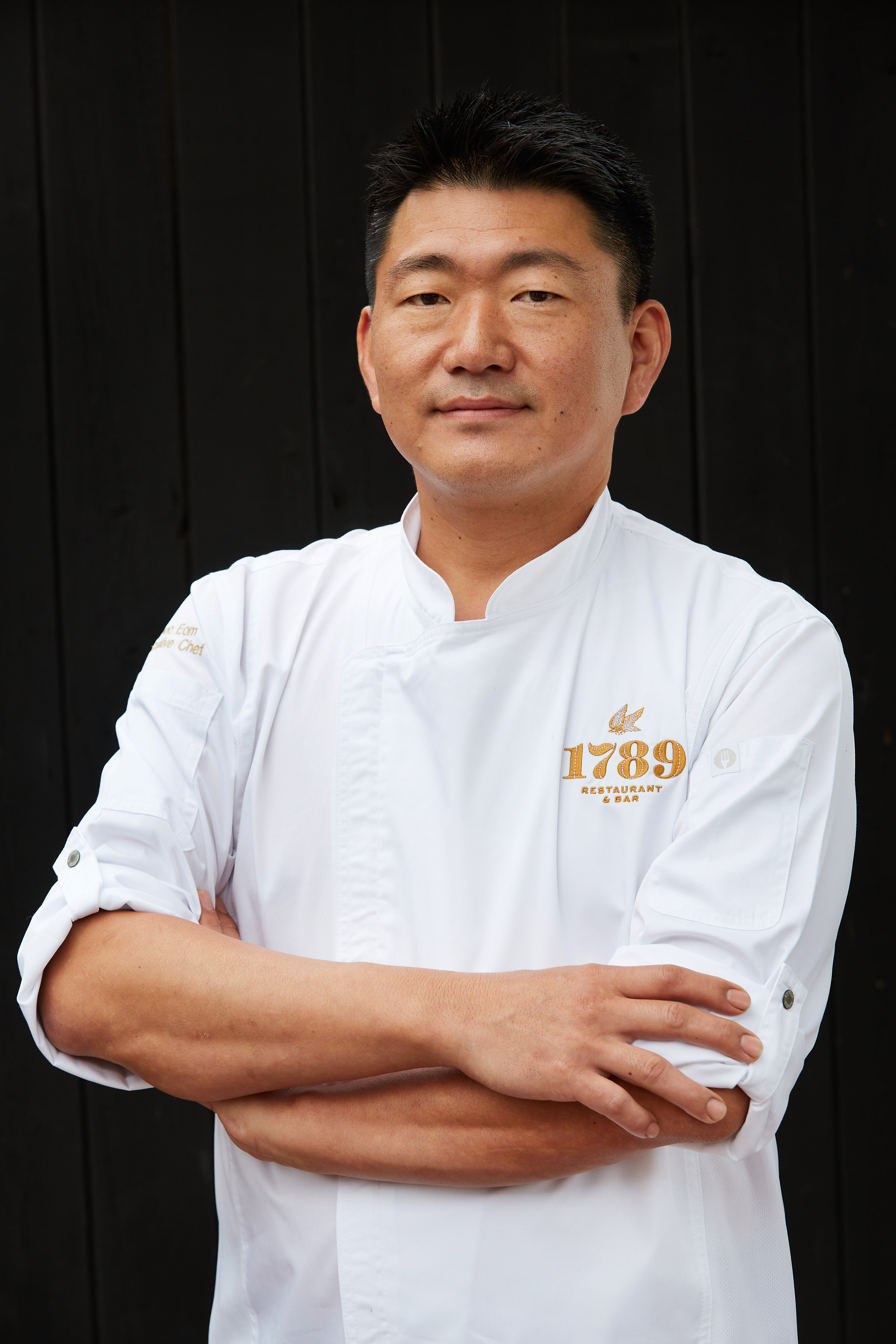 Kyoo Eom is the new executive chef at 1789
