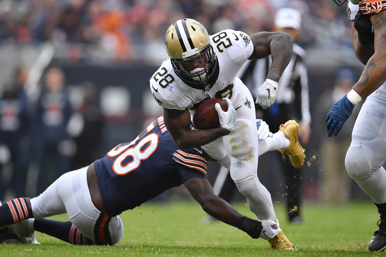 NFL: OCT 20 Saints at Bears