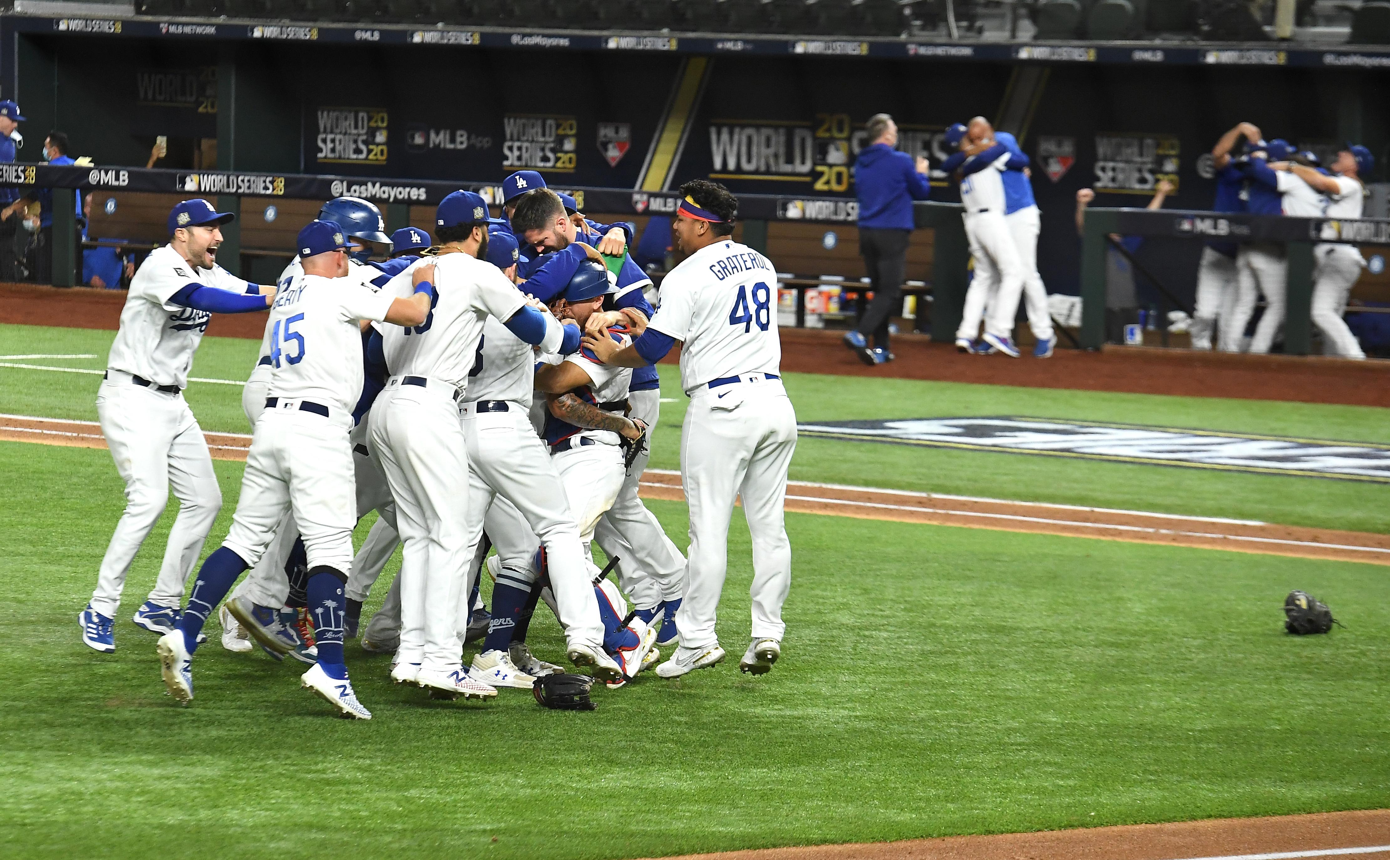 Dodgers Rays系列