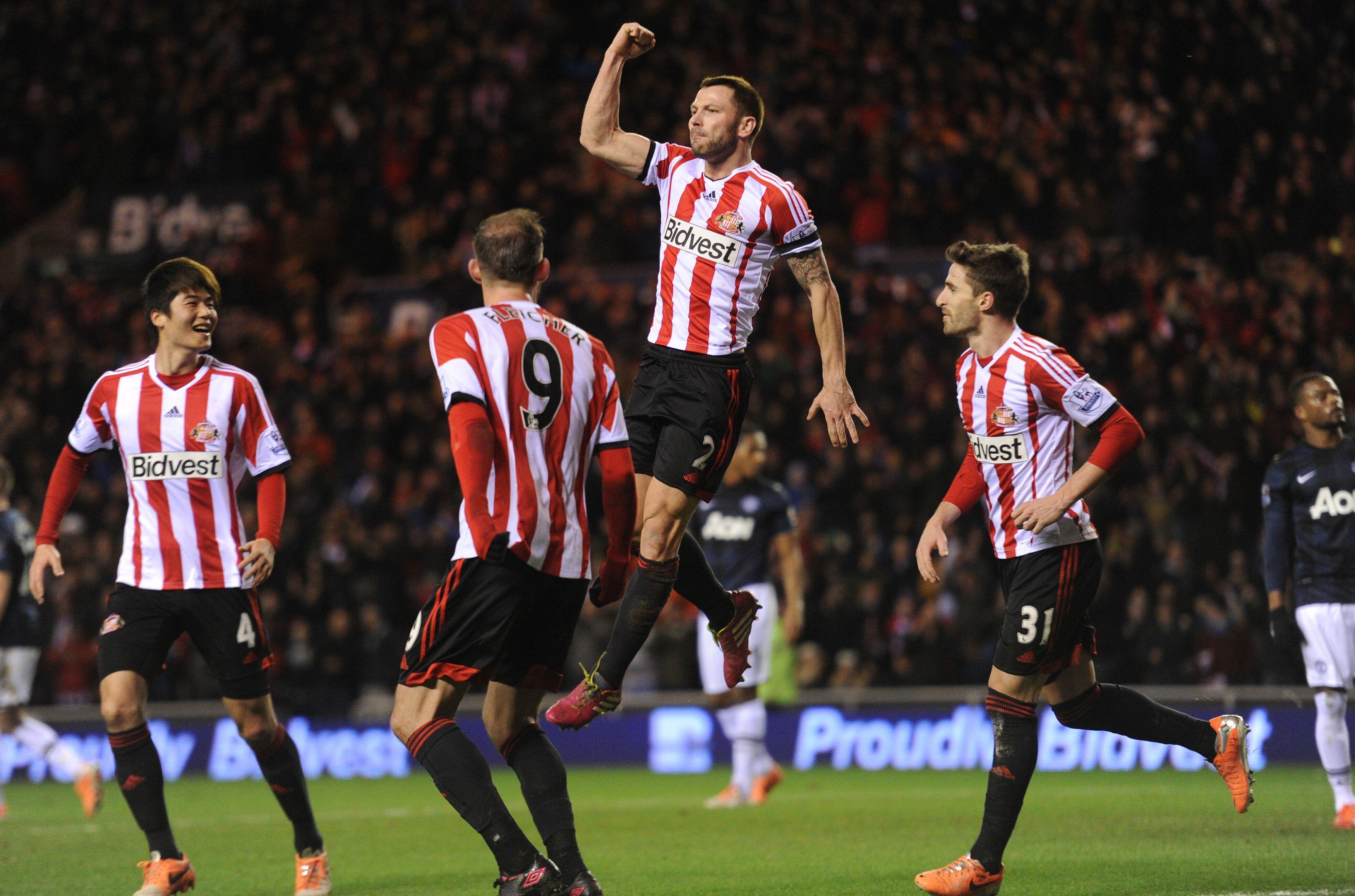 Soccer - Capital One Cup - Semi Final - First Leg - Sunderland v Manchester United - Stadium of Light