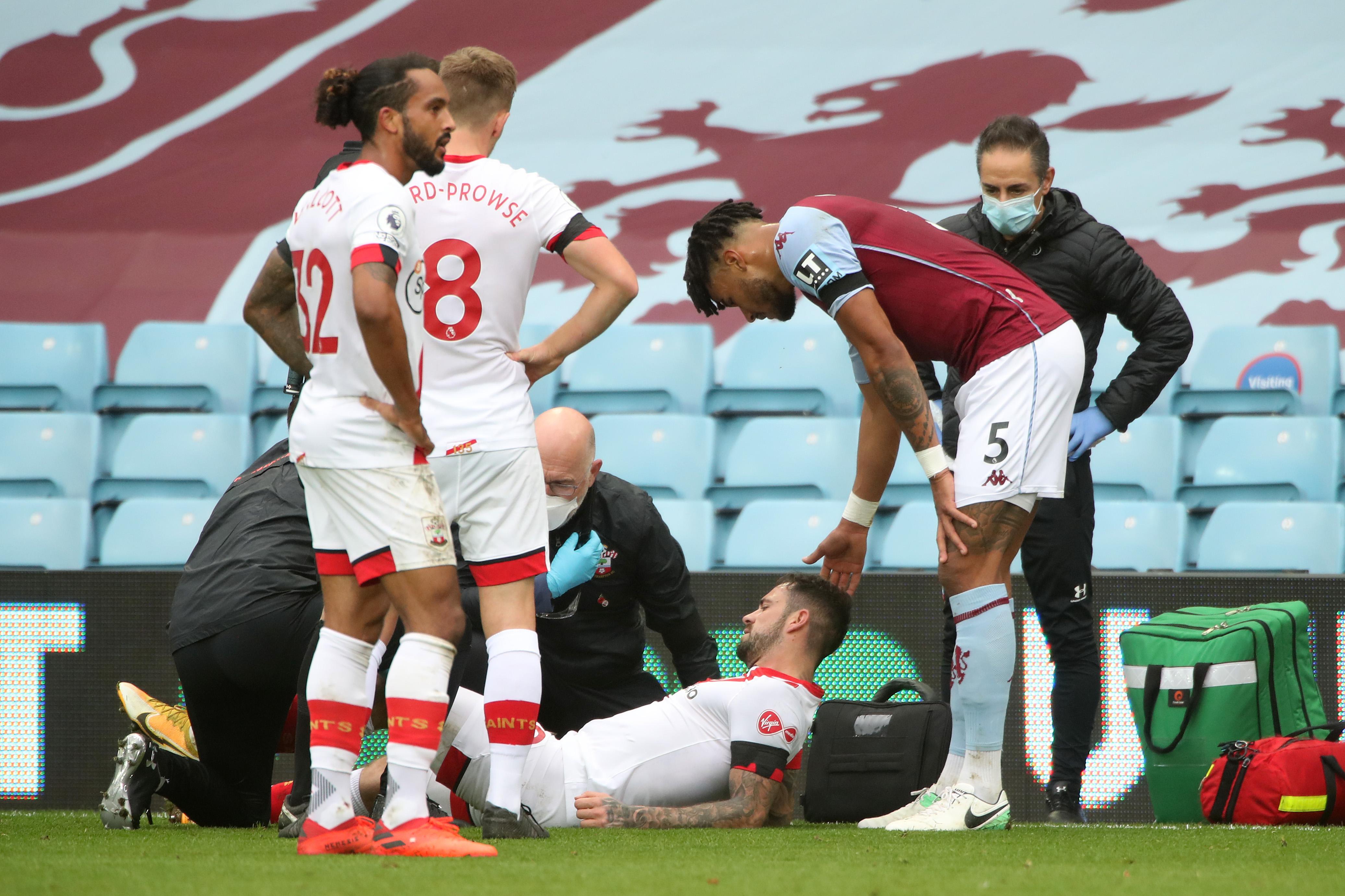 Danny Ings, knee, injury, Southampton, Saints, Aston Villa, Premier League, news