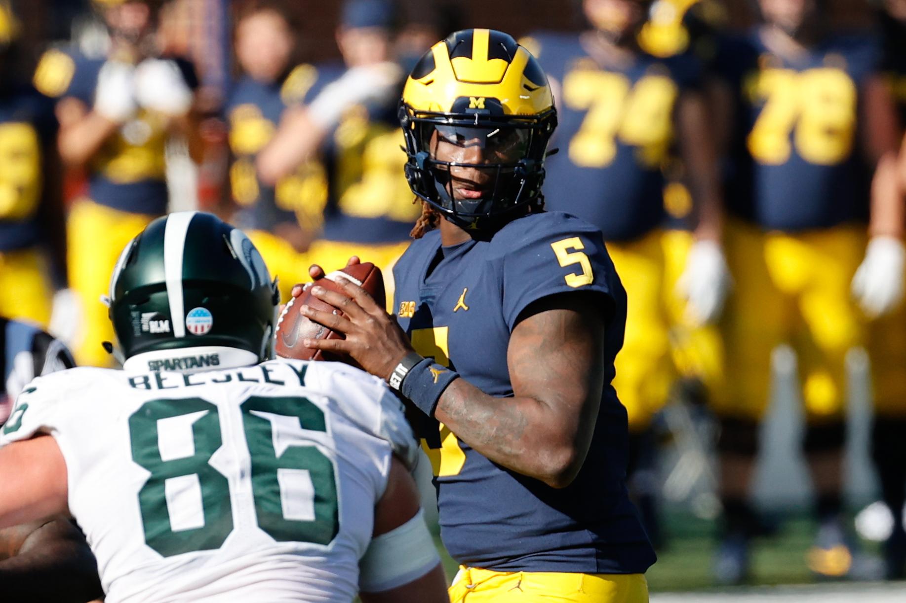 Michigan State at Michigan