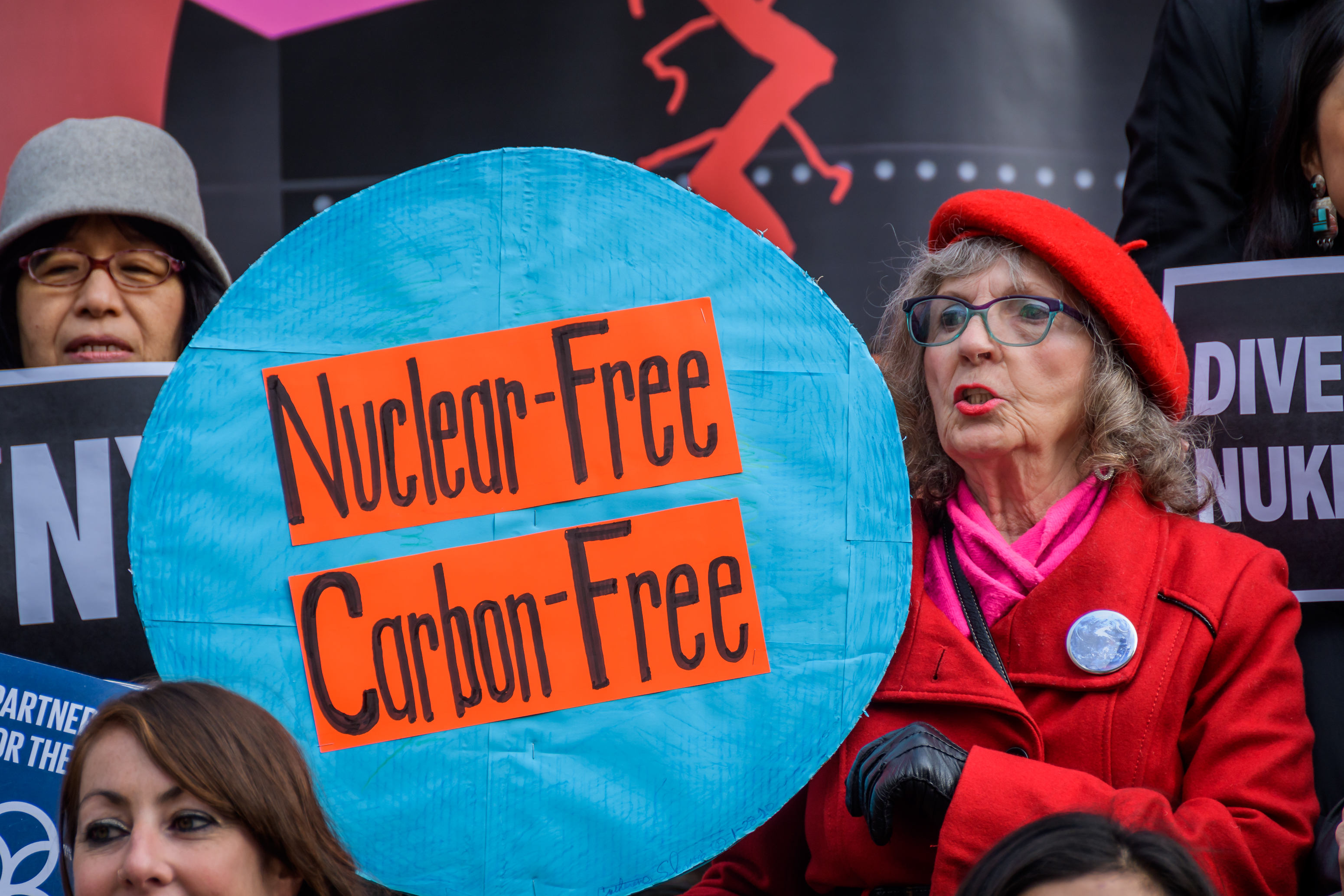 Activists and advocates seeking to abolish nuclear weapons...