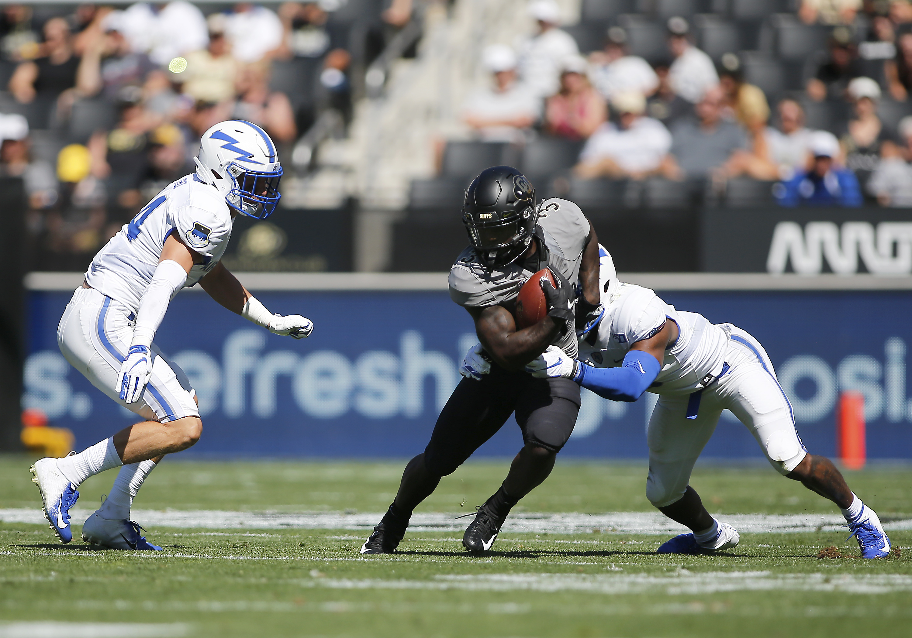 NCAA Football: Air Force at Colorado