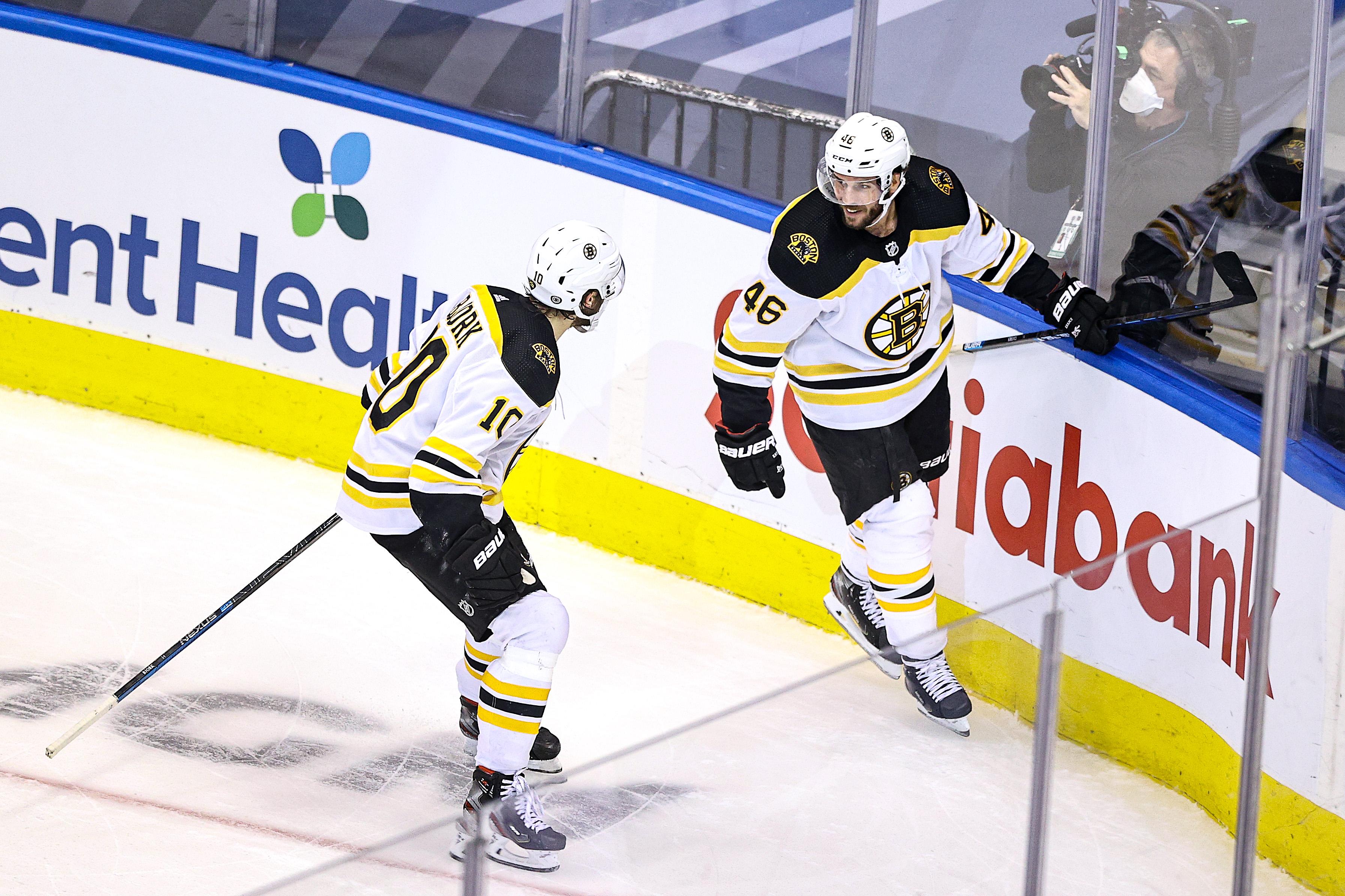 Boston Bruins v Tampa Bay Lightning - Game Five