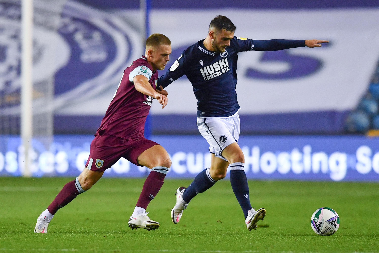 Millwall v Burnley - Carabao Cup Third Round