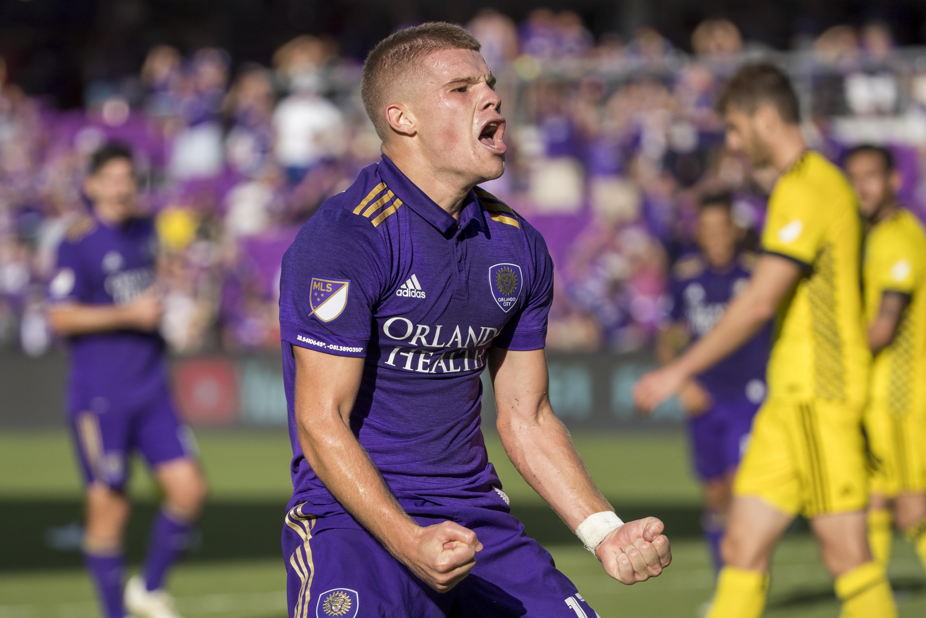 SOCCER: OCT 21 MLS - Columbus Crew at Orlando City SC