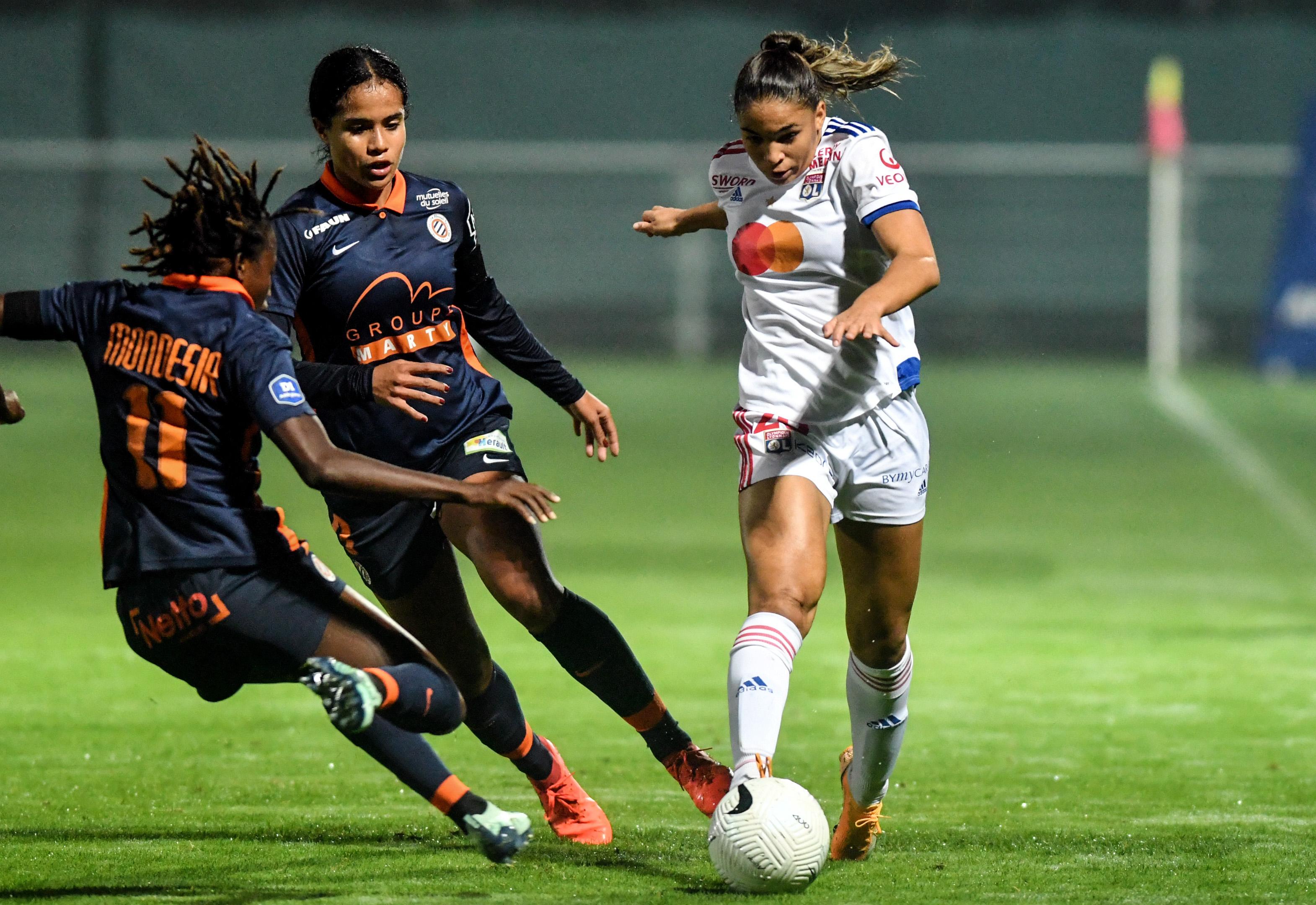 Montpellier HSC v Olympique Lyonnais - Women's D1 Arkema