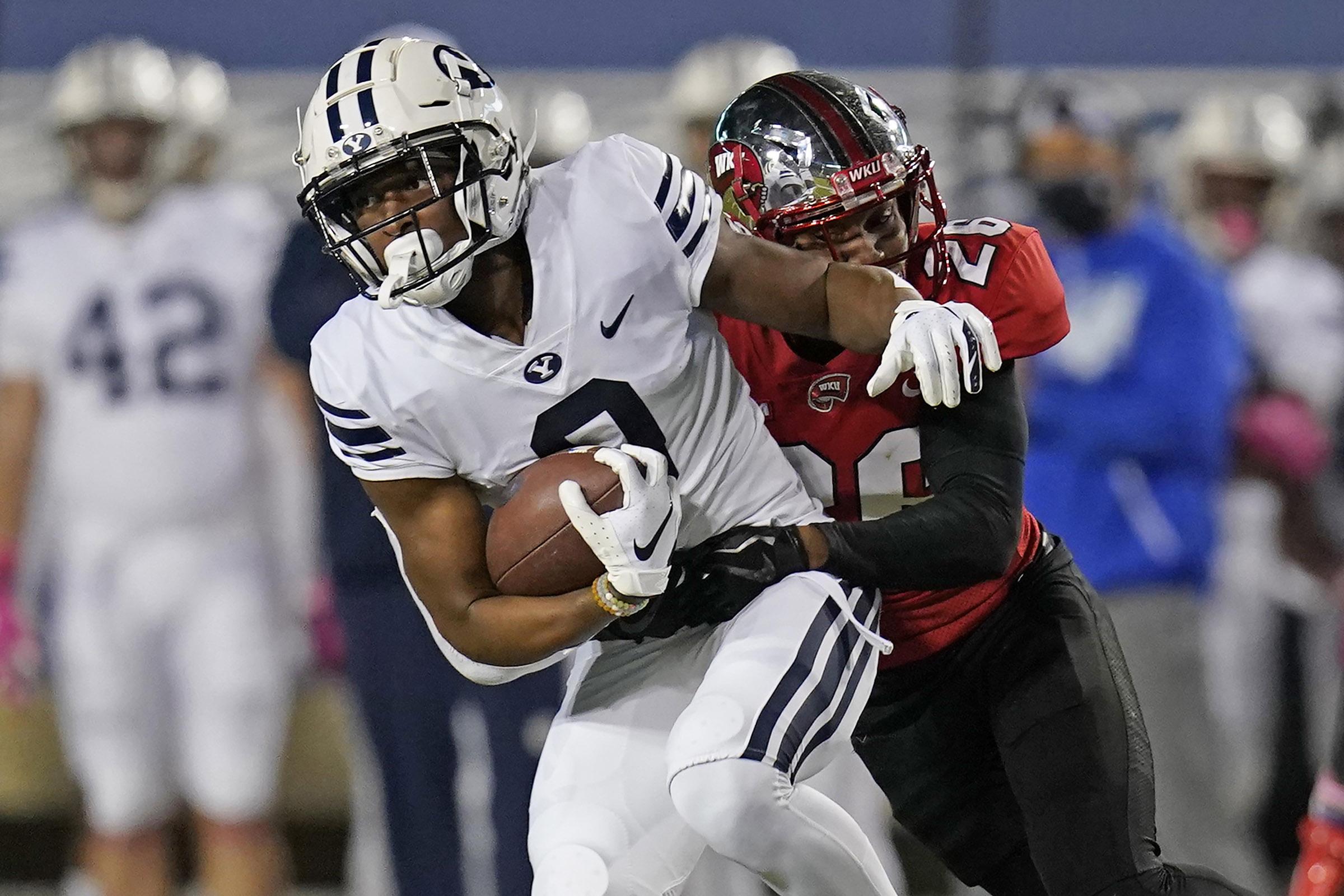 NCAA Football: Western Kentucky at BYU