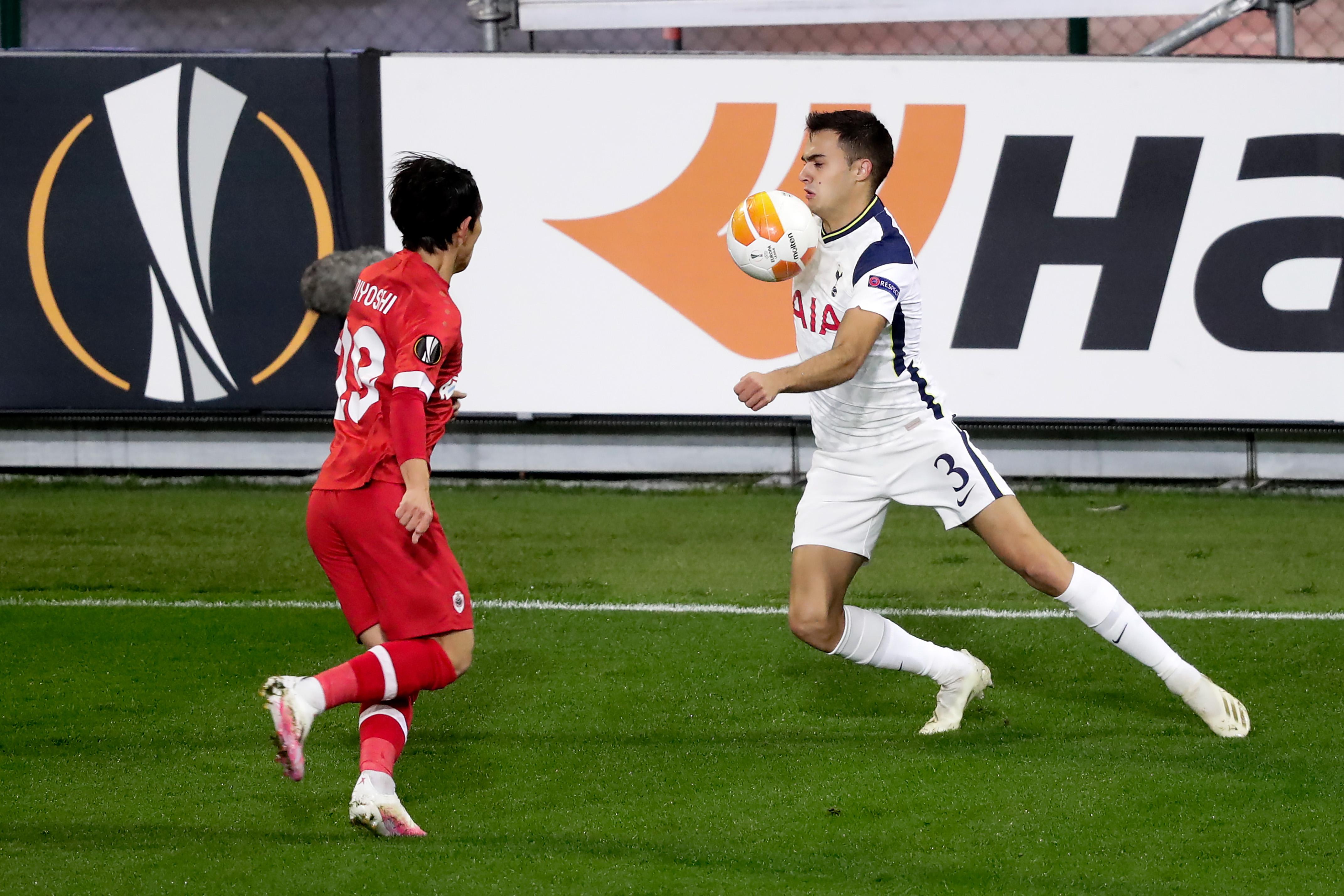Royal Antwerp v Tottenham Hotspur - UEFA Europa League