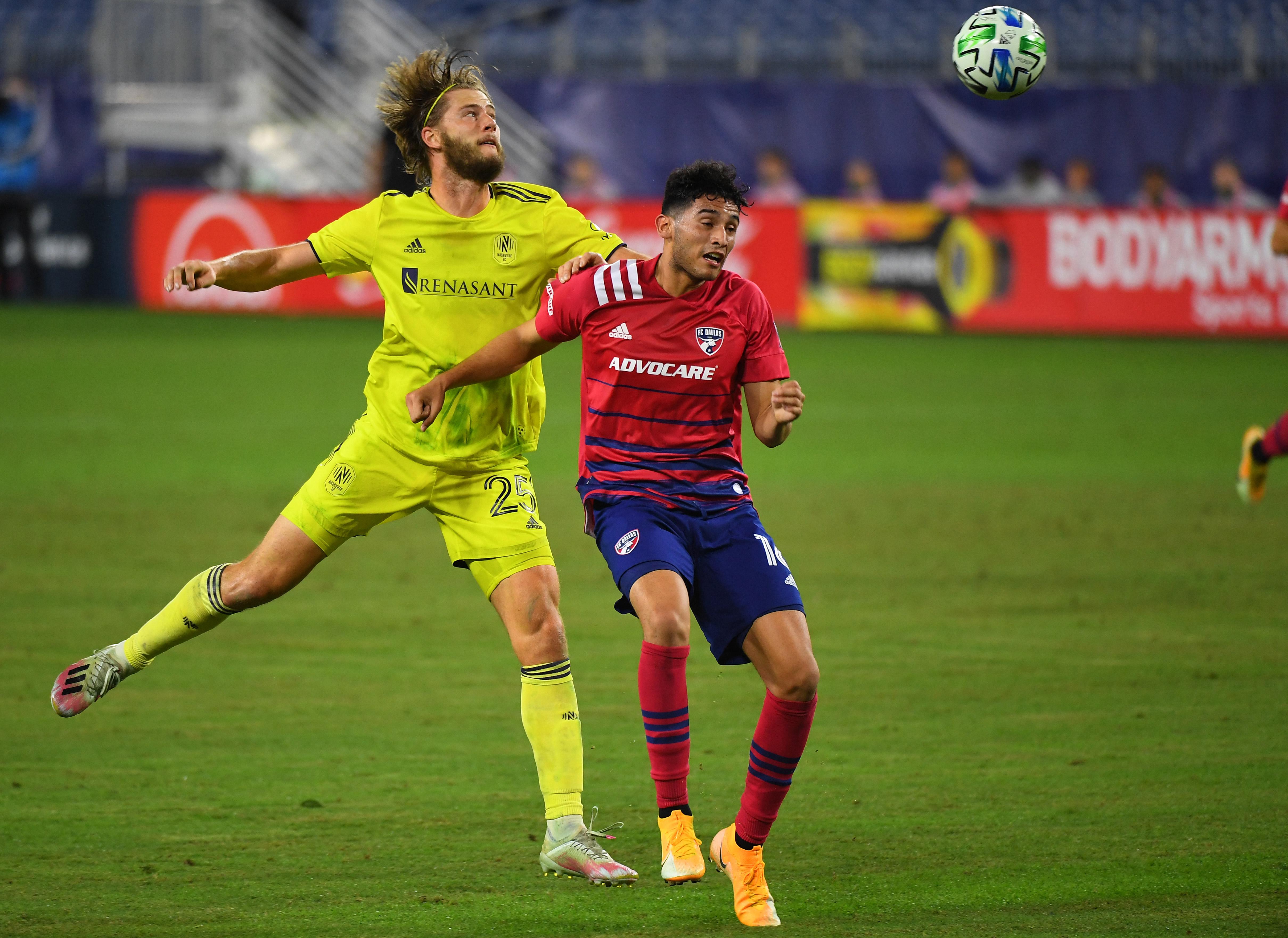 MLS: FC Dallas at Nashville SC