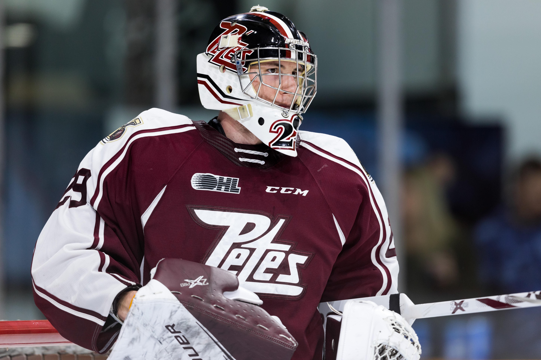 OHL: SEP 29 Peterborough Petes at Ottawa 67's