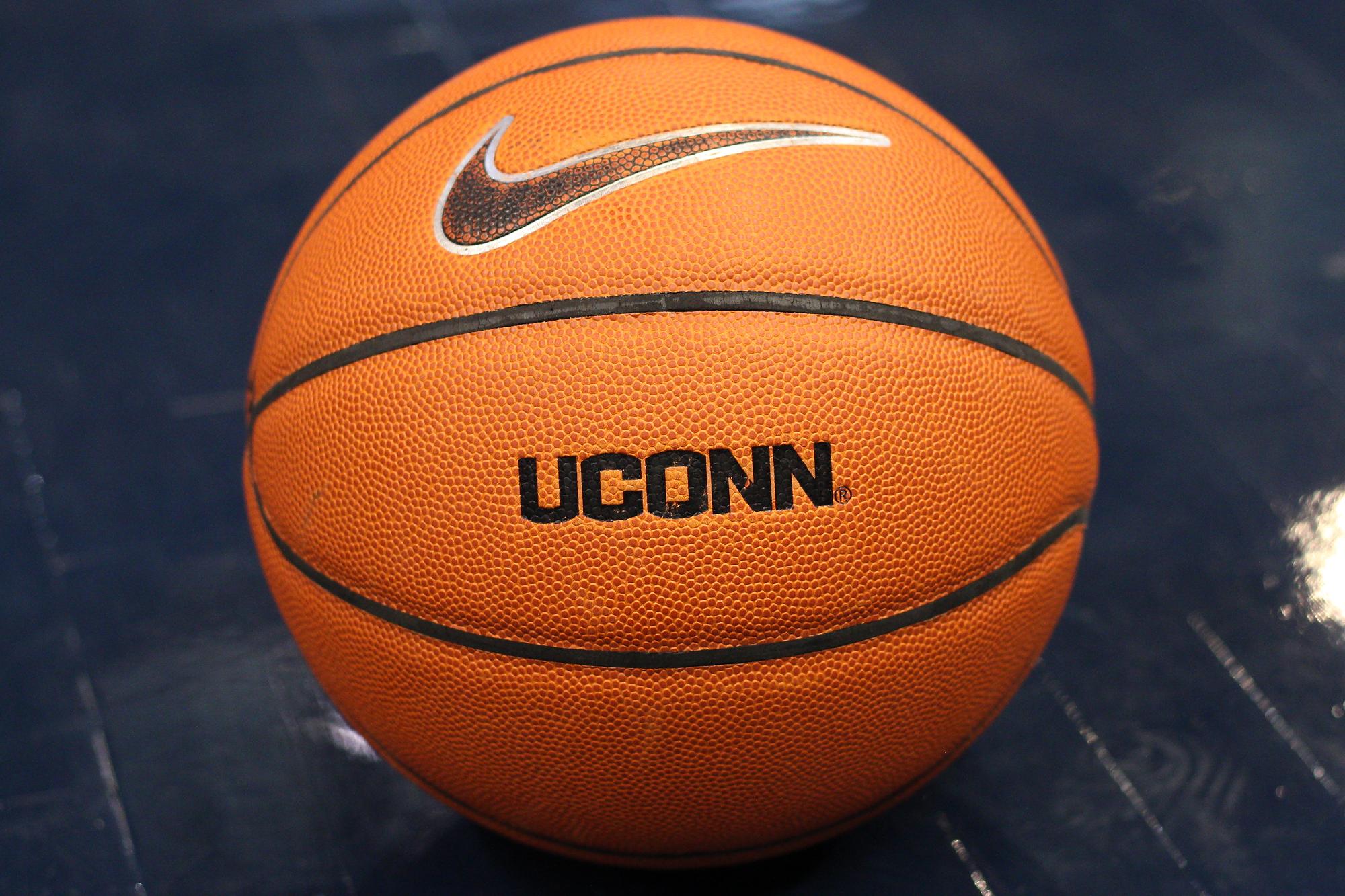 UConn Basketballs