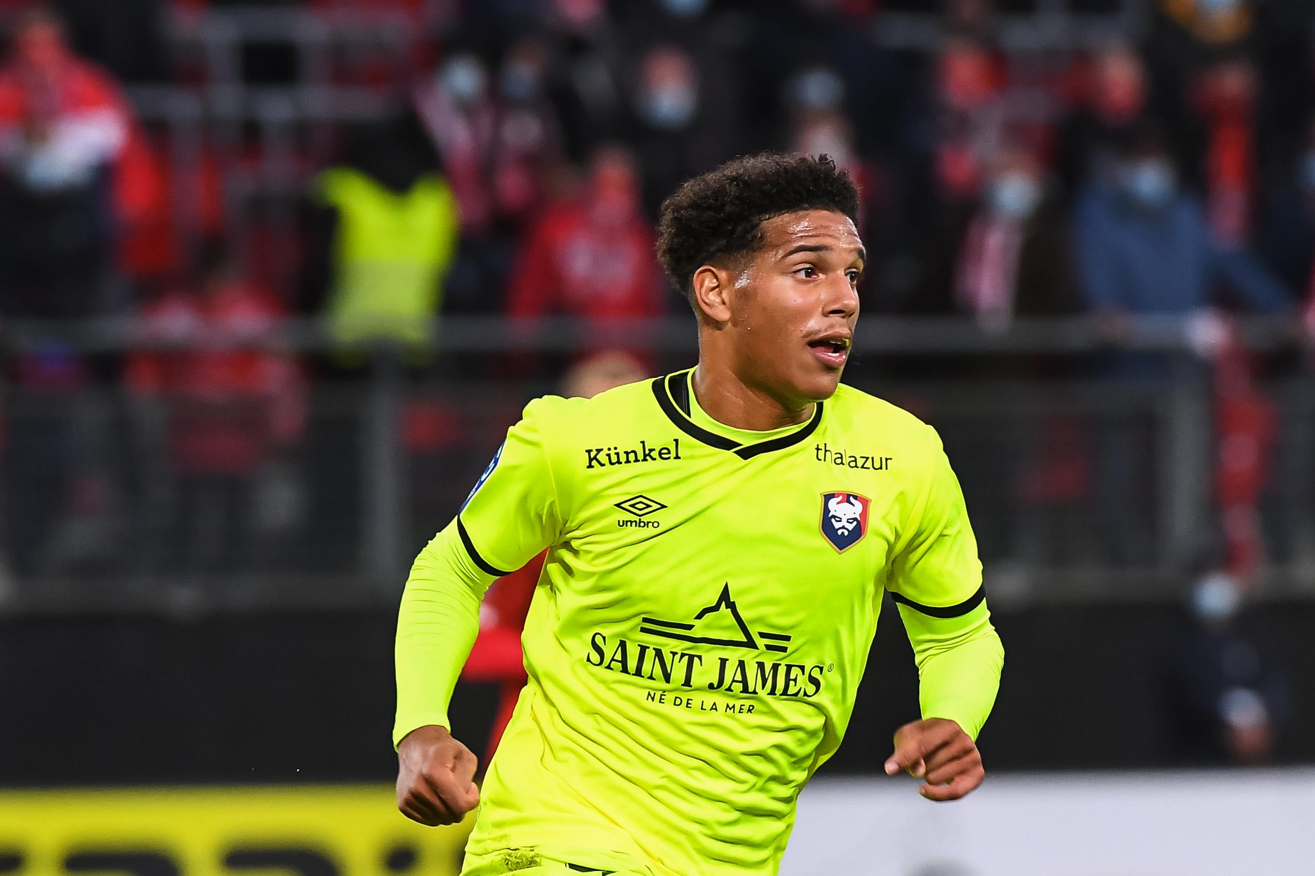 Valenciennes FC v Stade Malherbe Caen Calvados Basse-Normandie - Ligue 2 BKT