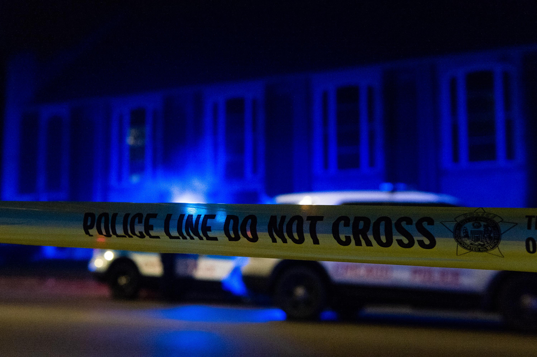 Nine people were shot Nov. 19, 2020 in Chicago.