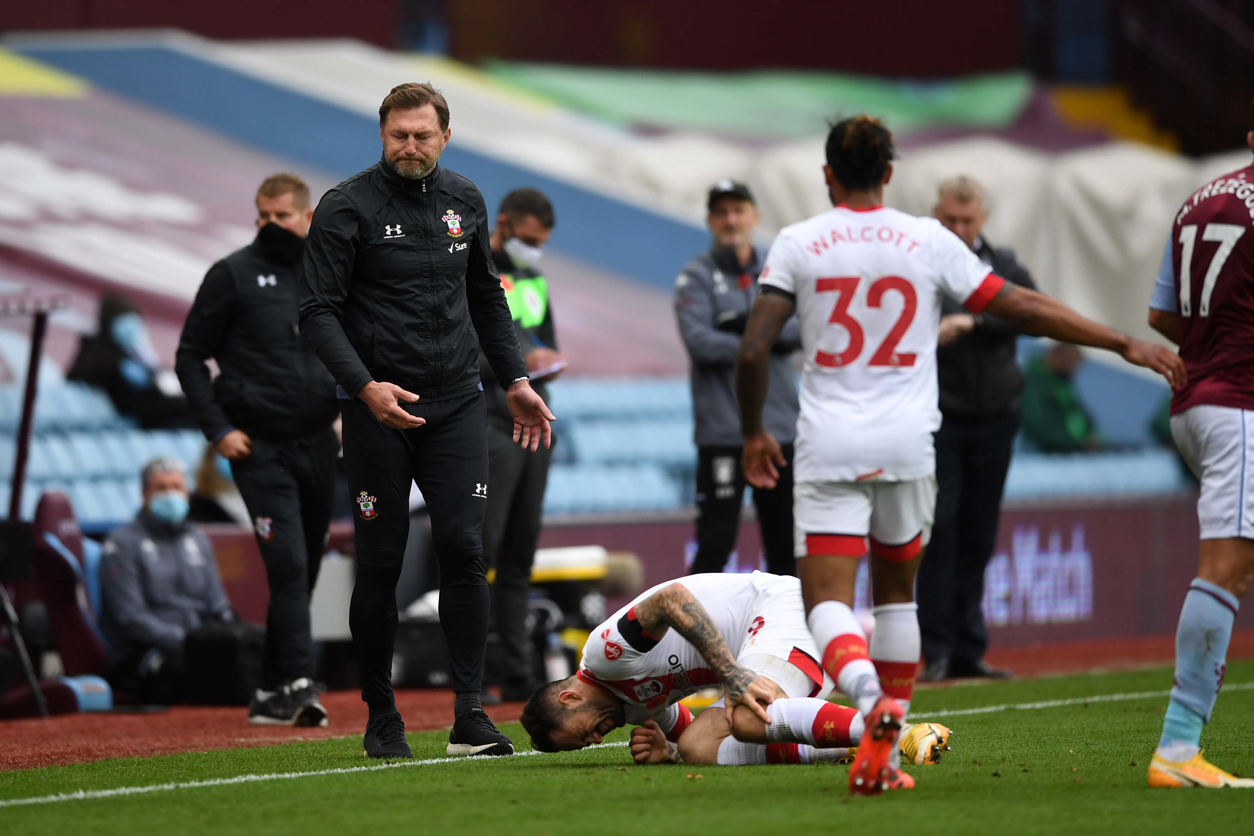 Danny Ings, knee injury, Southampton, Saints, Aston Villa, Newcastle