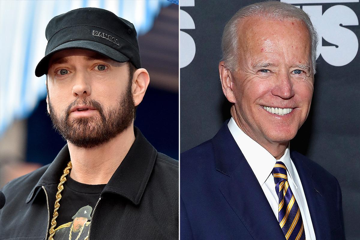 Eminem / Joe Biden