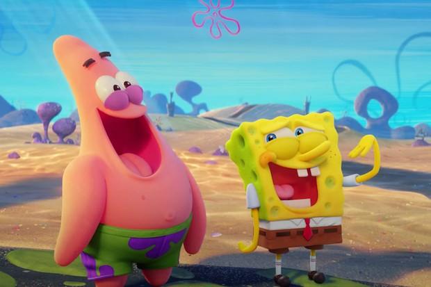Still from 'The SpongeBob Movie: Sponge on the Run'
