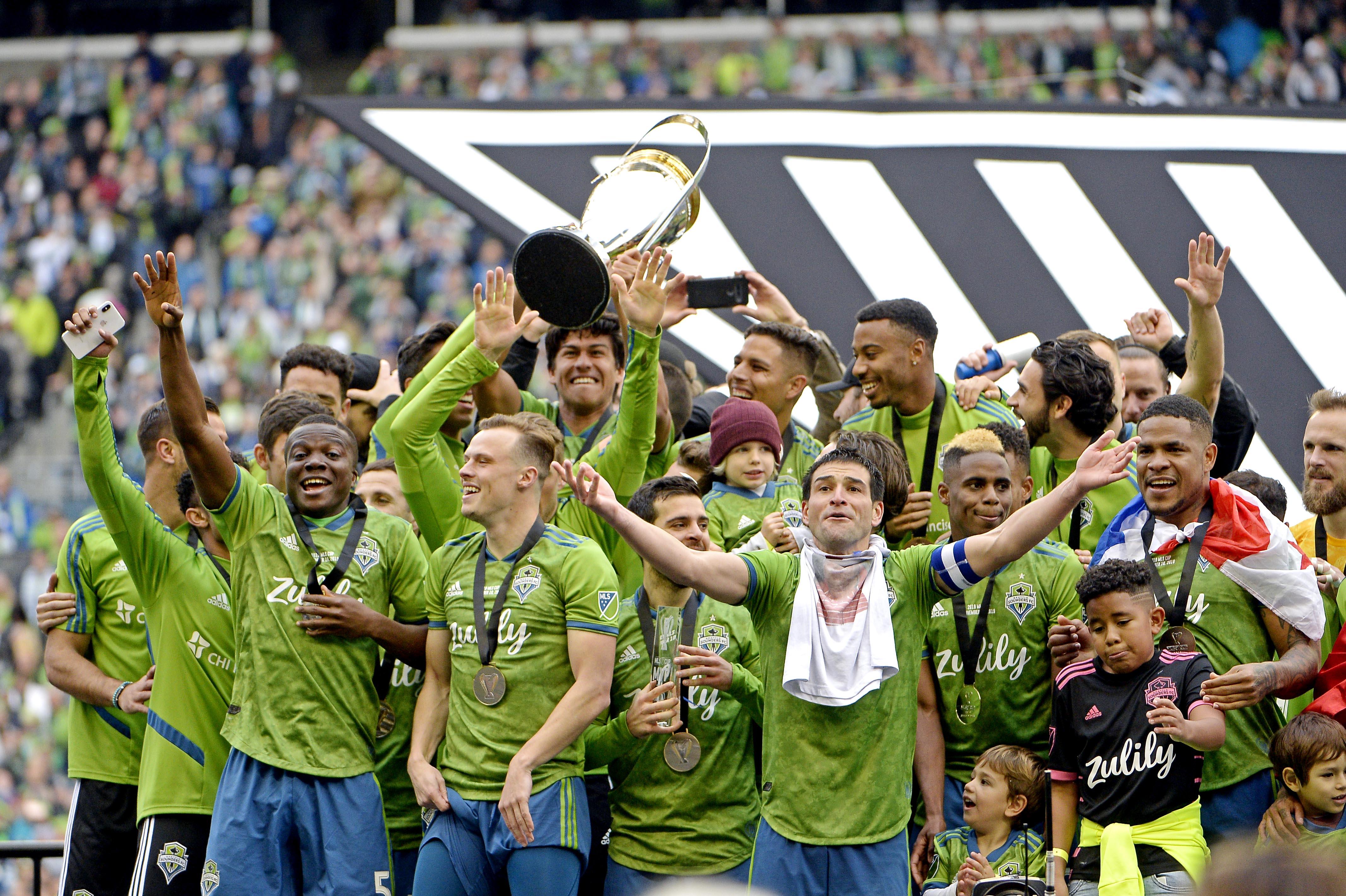 MLS:MLS CUP-TORONTO FC VS西雅图FC