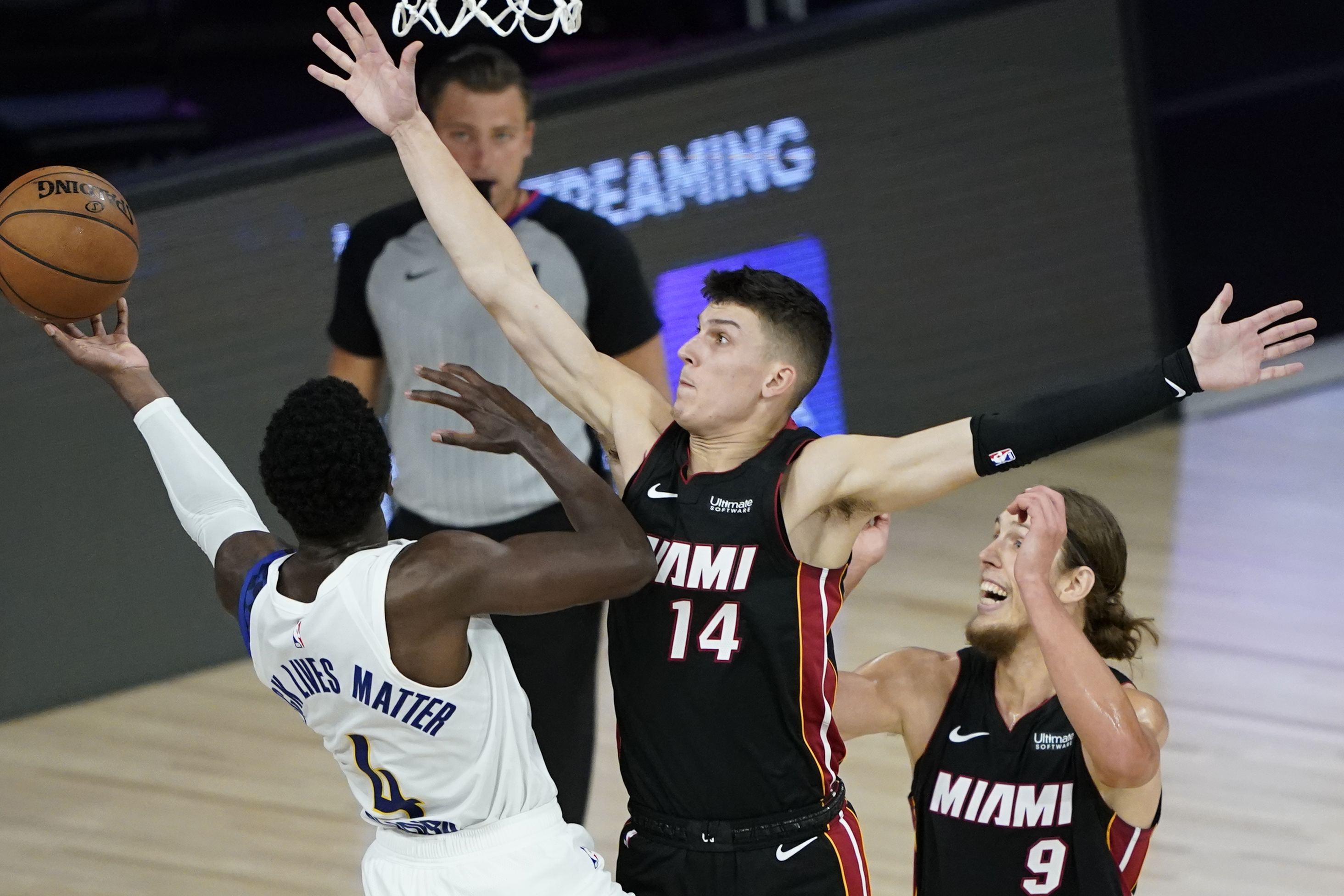 Indiana Pacers v Miami Heat - Game Four