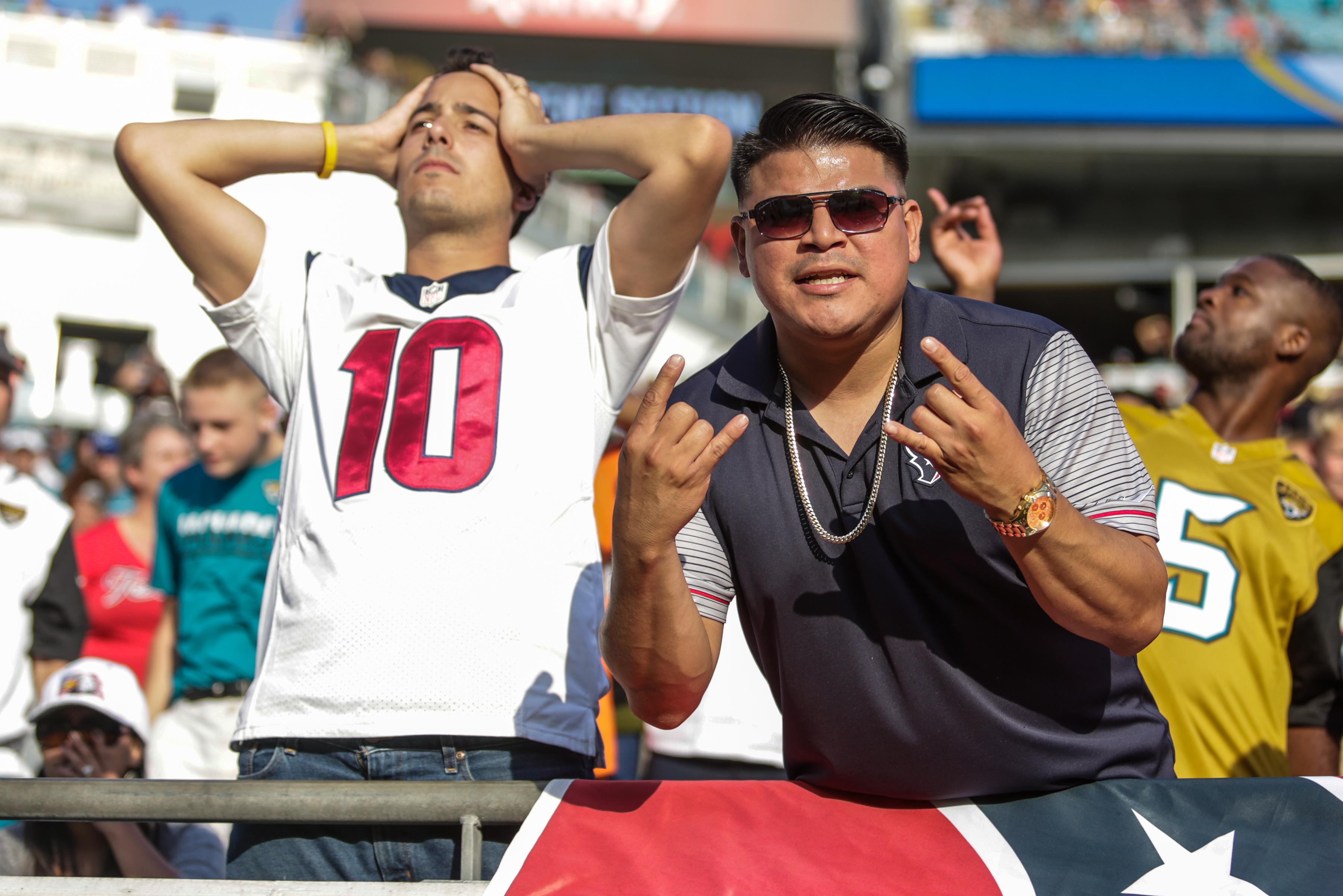 NFL: NOV 13 Texans at Jaguars