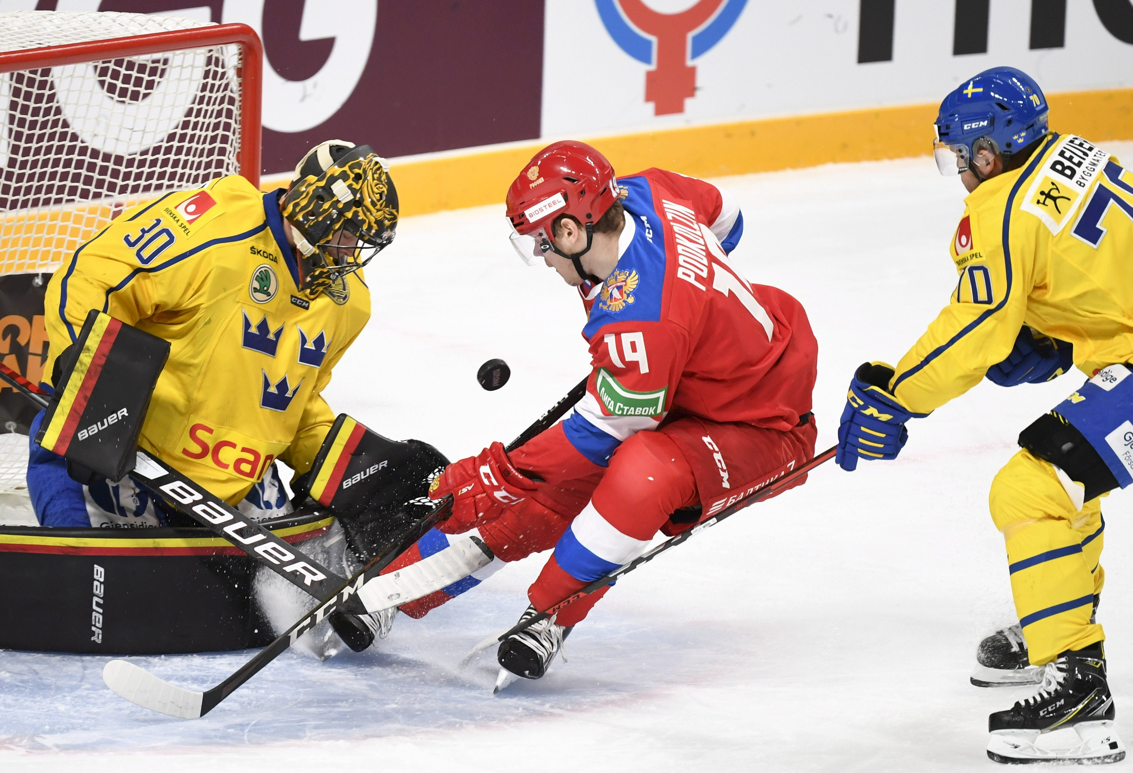IHOCKEY-EURO-CUP-SWE-RUS