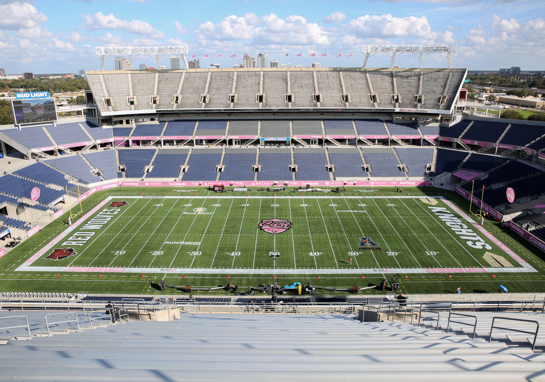 NCAA FOOTBALL: DEC 17 Cure Bowl - UCF v Arkansas State