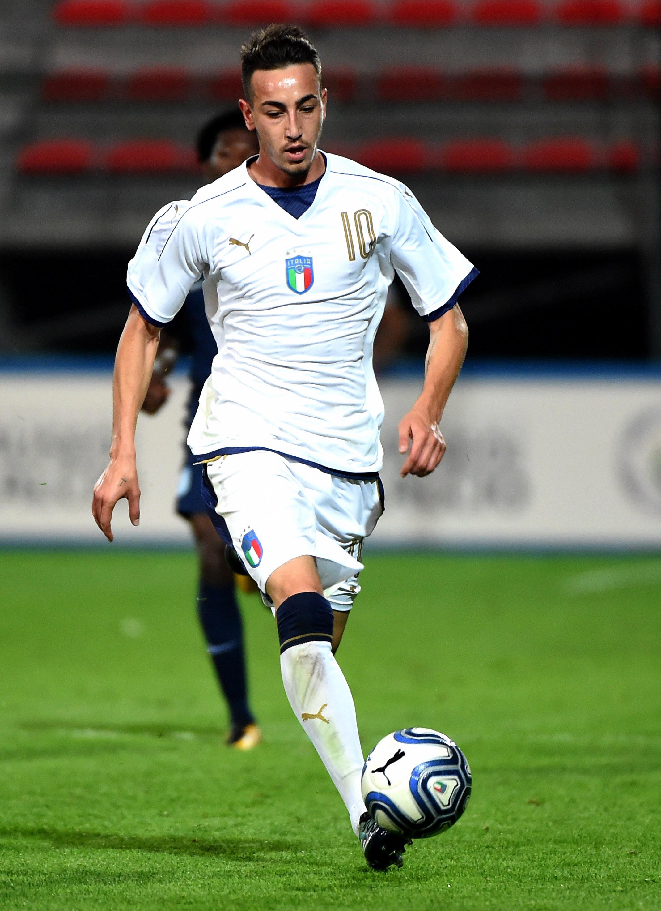 Italy U20 v England U20 - 8 Nations Tournament
