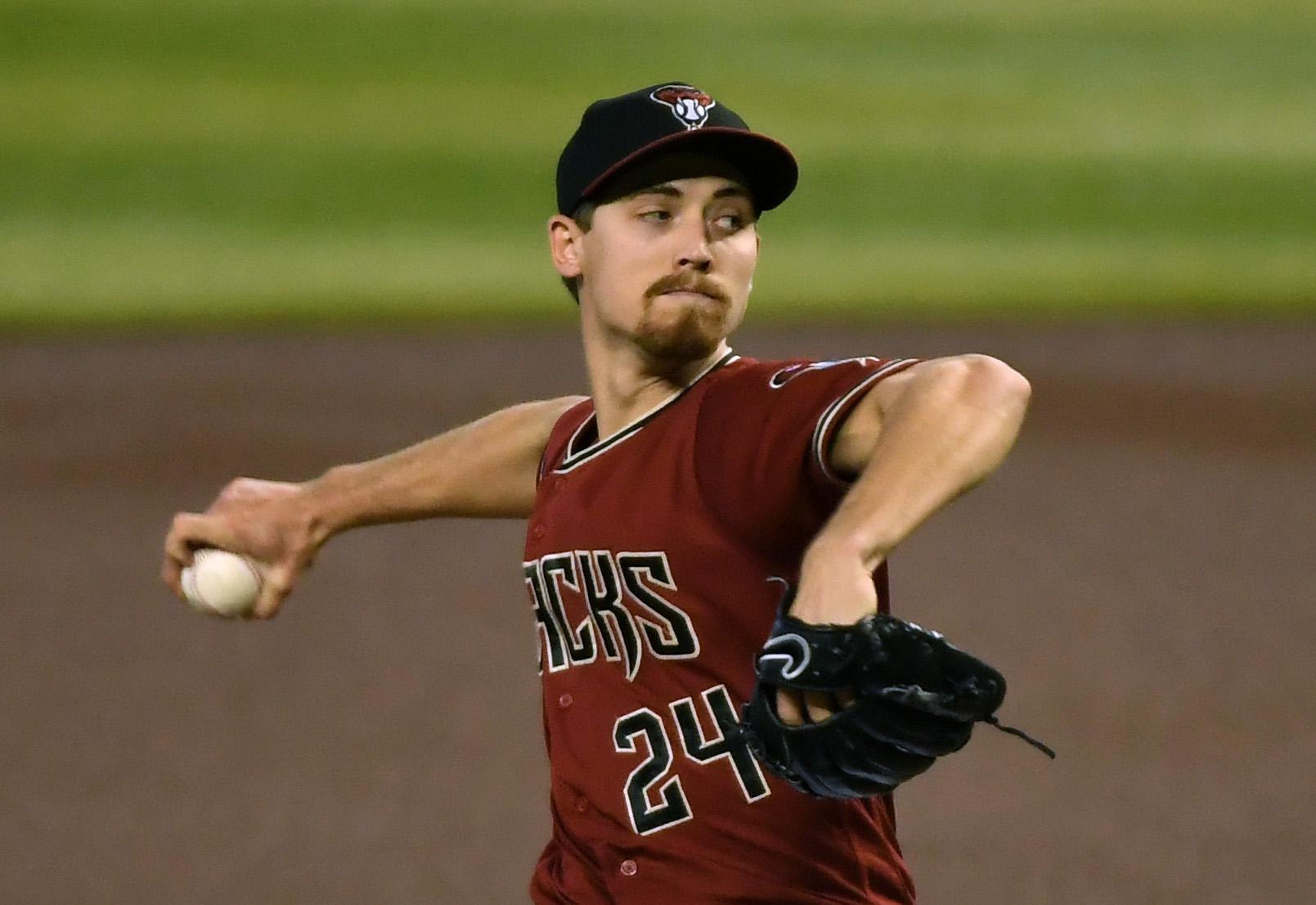 Luke Weaver, starting pitcher.