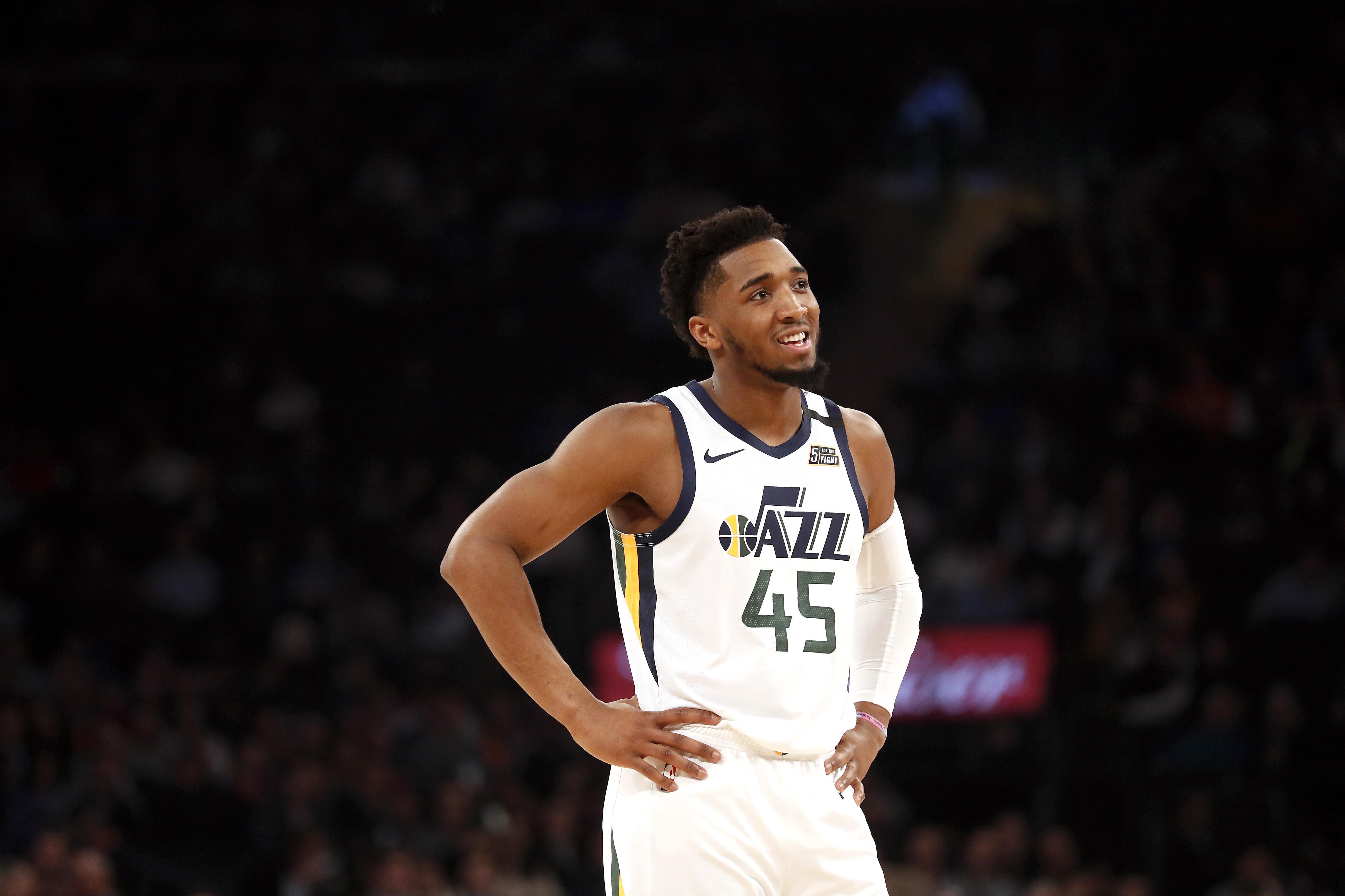 Utah Jazz v New York Knicks